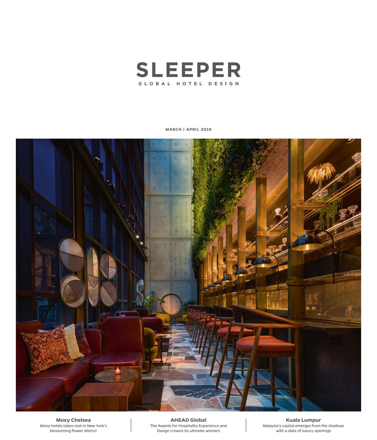 Sleeper March/April 2019 – Issue 83Mondiale Media – Issuu Intended For Tufan Cement Garden Stools (View 14 of 25)