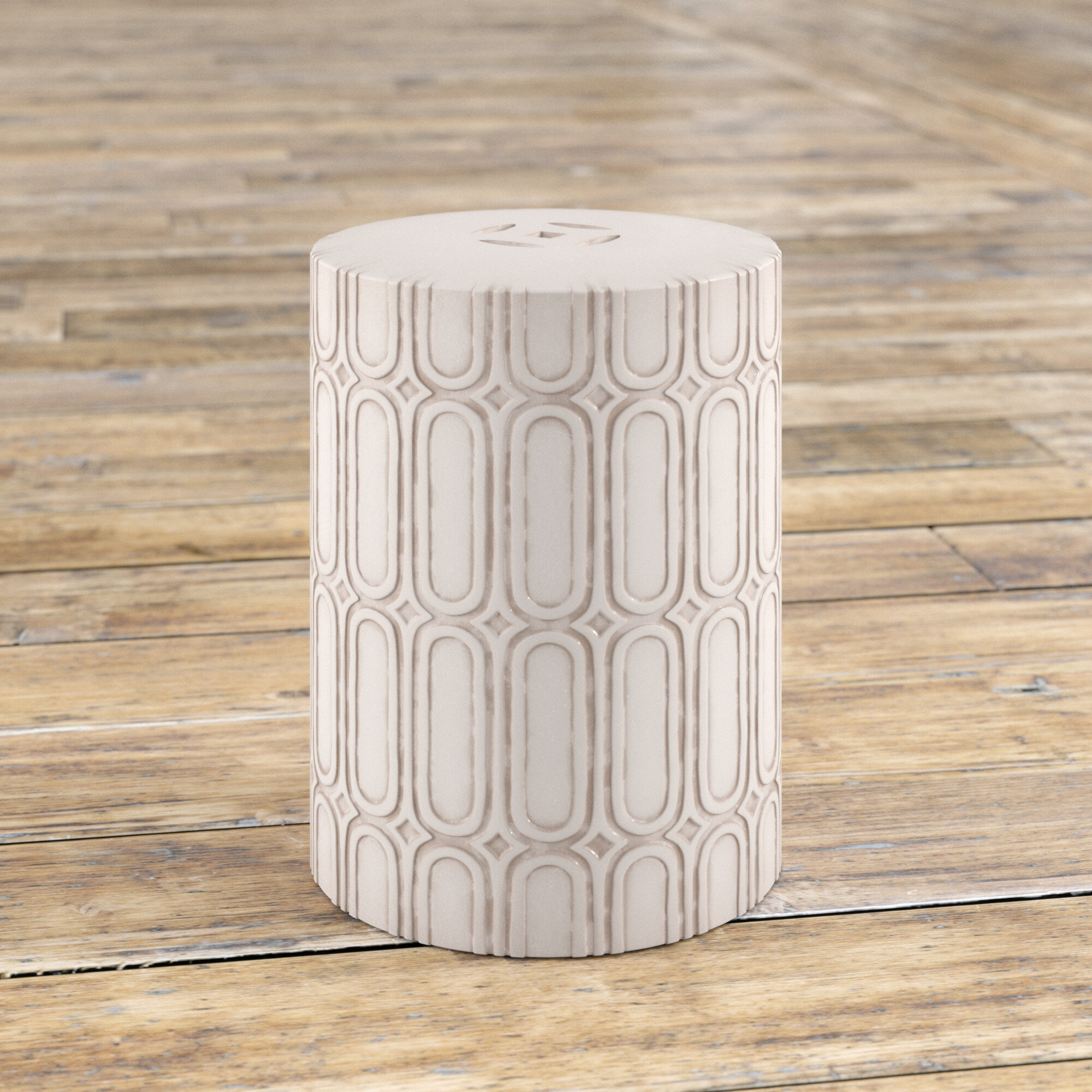 Sosa Ceramic Garden Stool Intended For Karlov Ceramic Garden Stools (View 13 of 25)