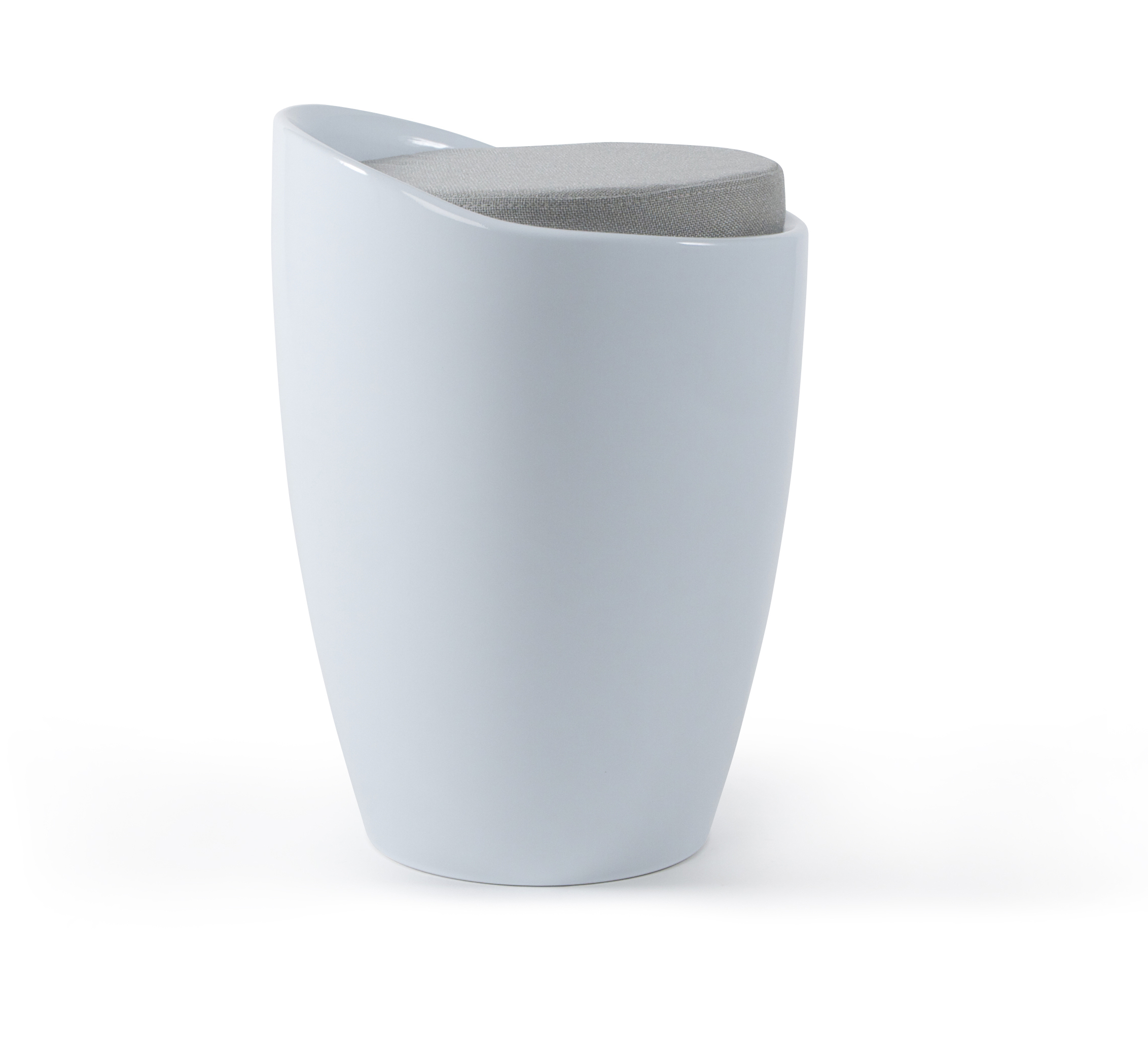 Stool With Storage | 5 Colours | Home Office Trend | Free With Fifi Ceramic Garden Stools (View 17 of 25)