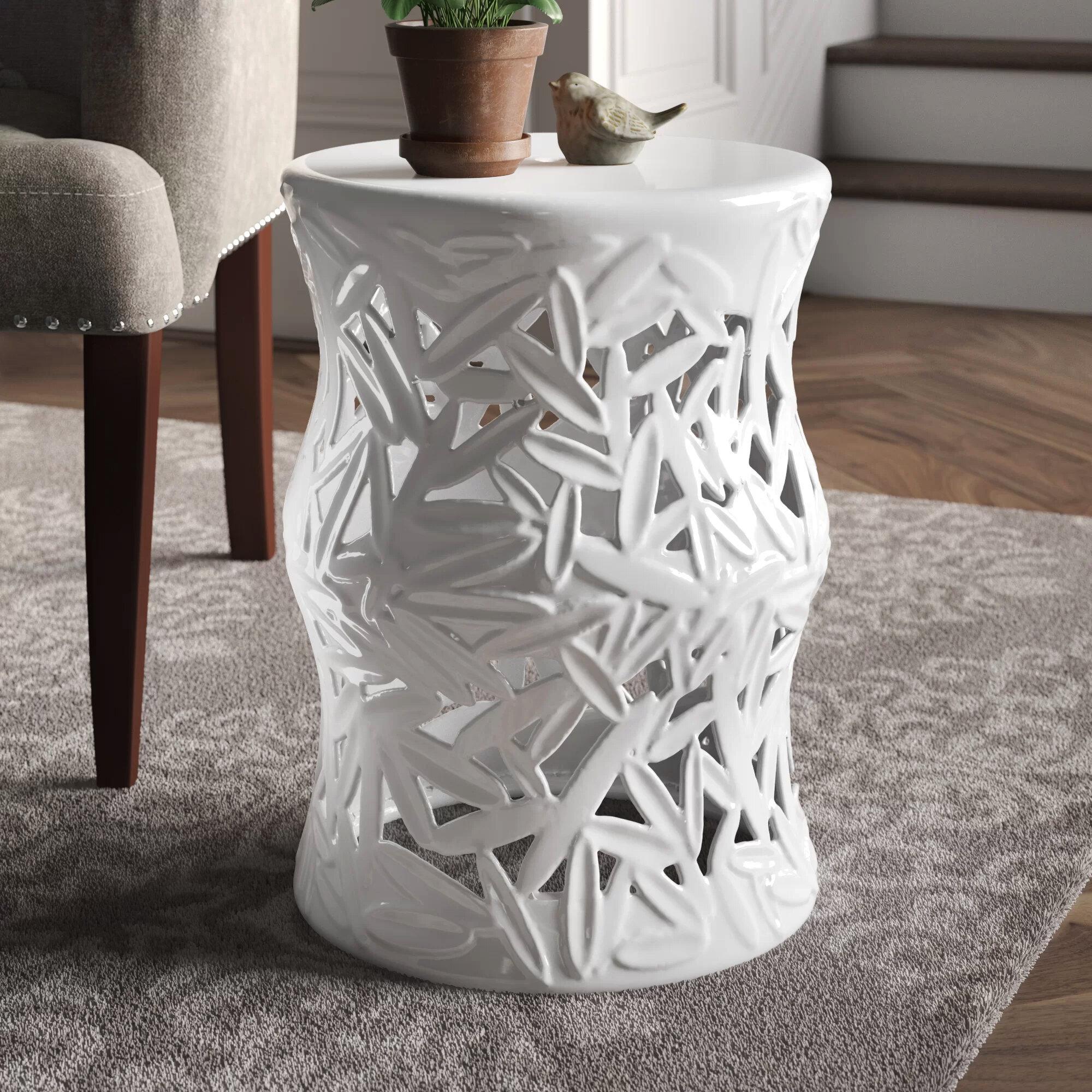 Featured Image of Swanson Ceramic Garden Stools