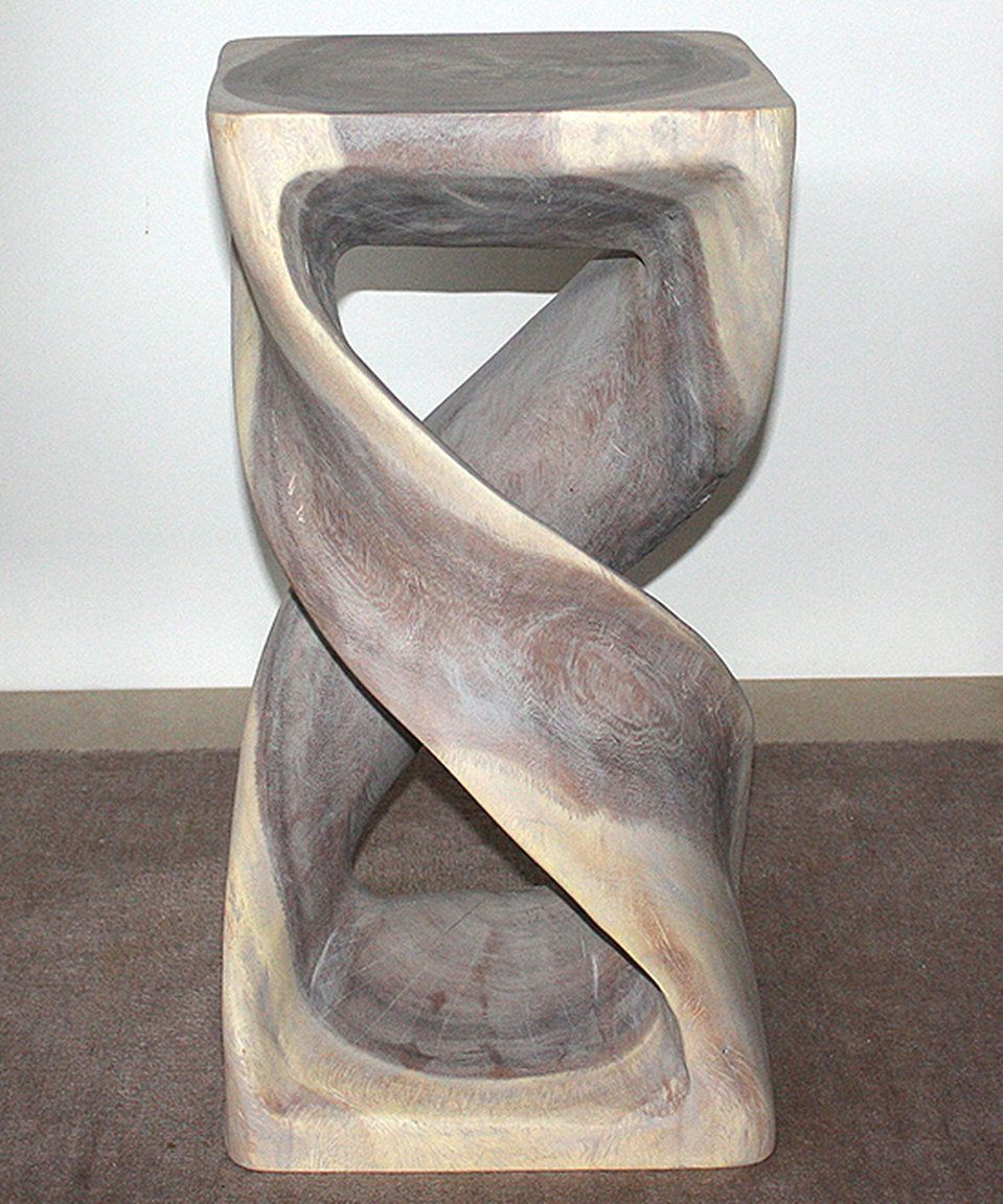 Take A Look At This Gray Double Twist End Table Today!   End For Kujawa Ceramic Garden Stools (View 19 of 25)