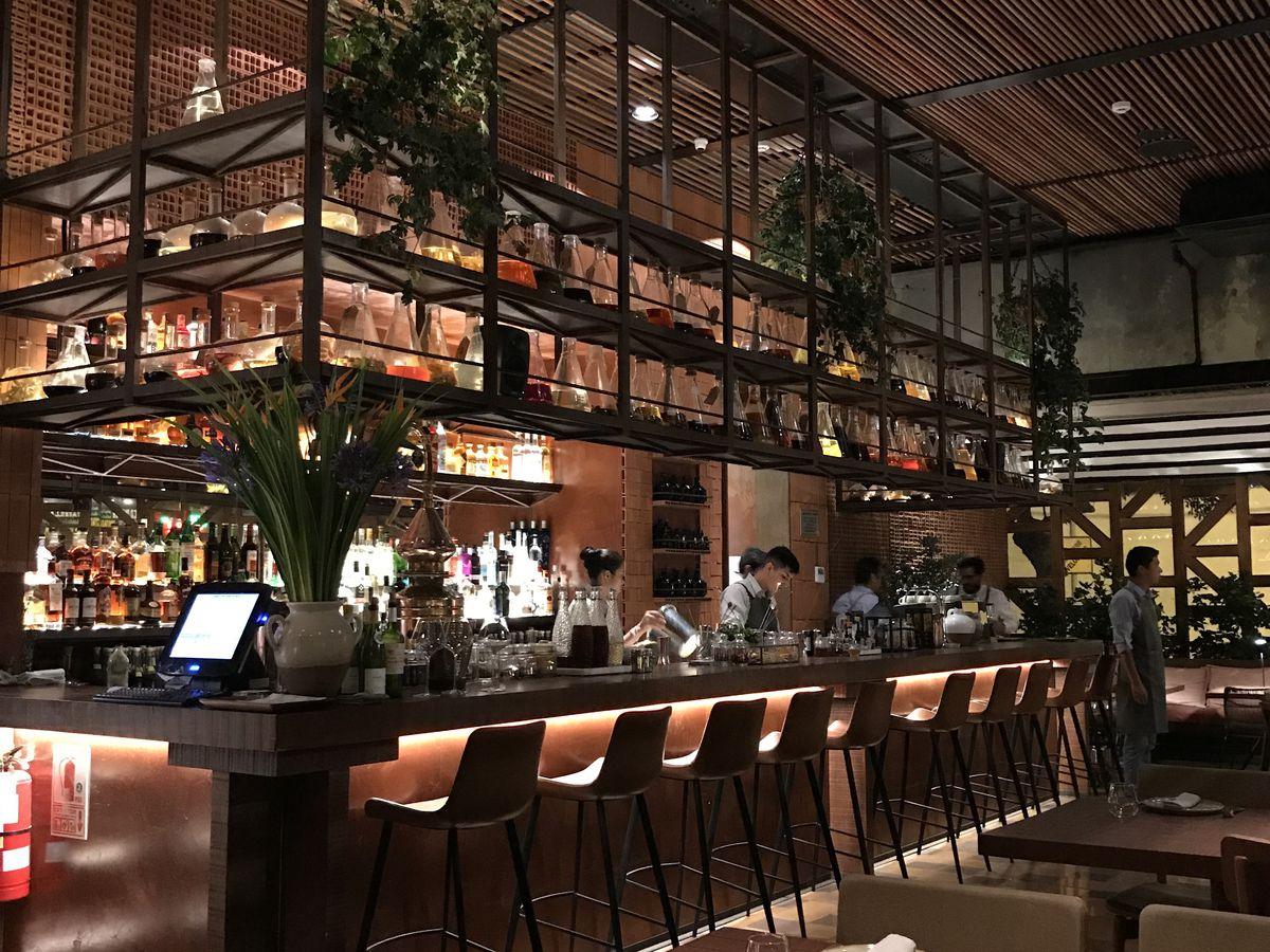 The 38 Best Restaurants In Lima – Eater Regarding Beckemeyer Ceramic Garden Stools (View 21 of 25)