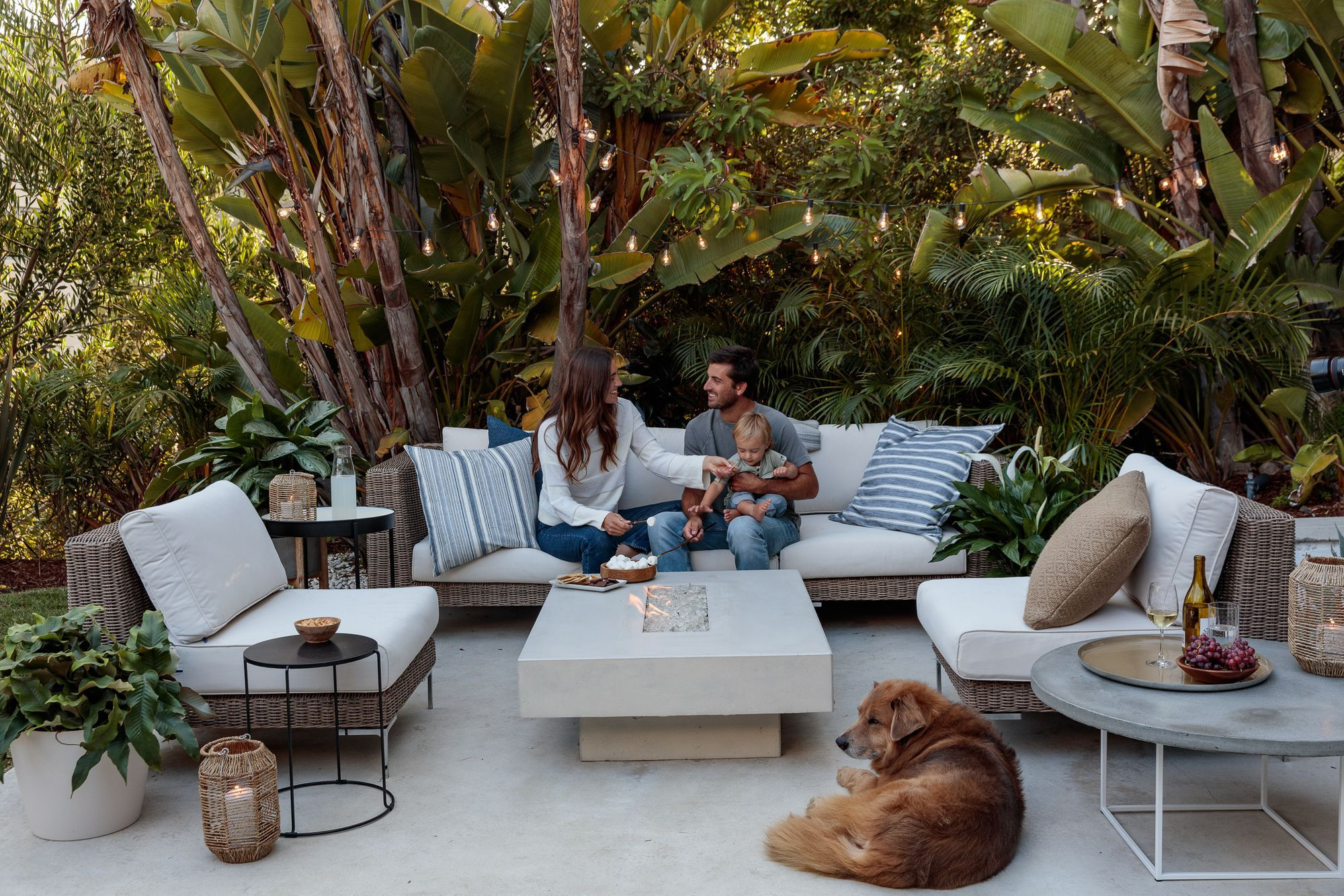 The Most Comfortable Outdoor Chair | Outer Spaces Blog For Ossu Iron Picnic Benches (View 19 of 25)