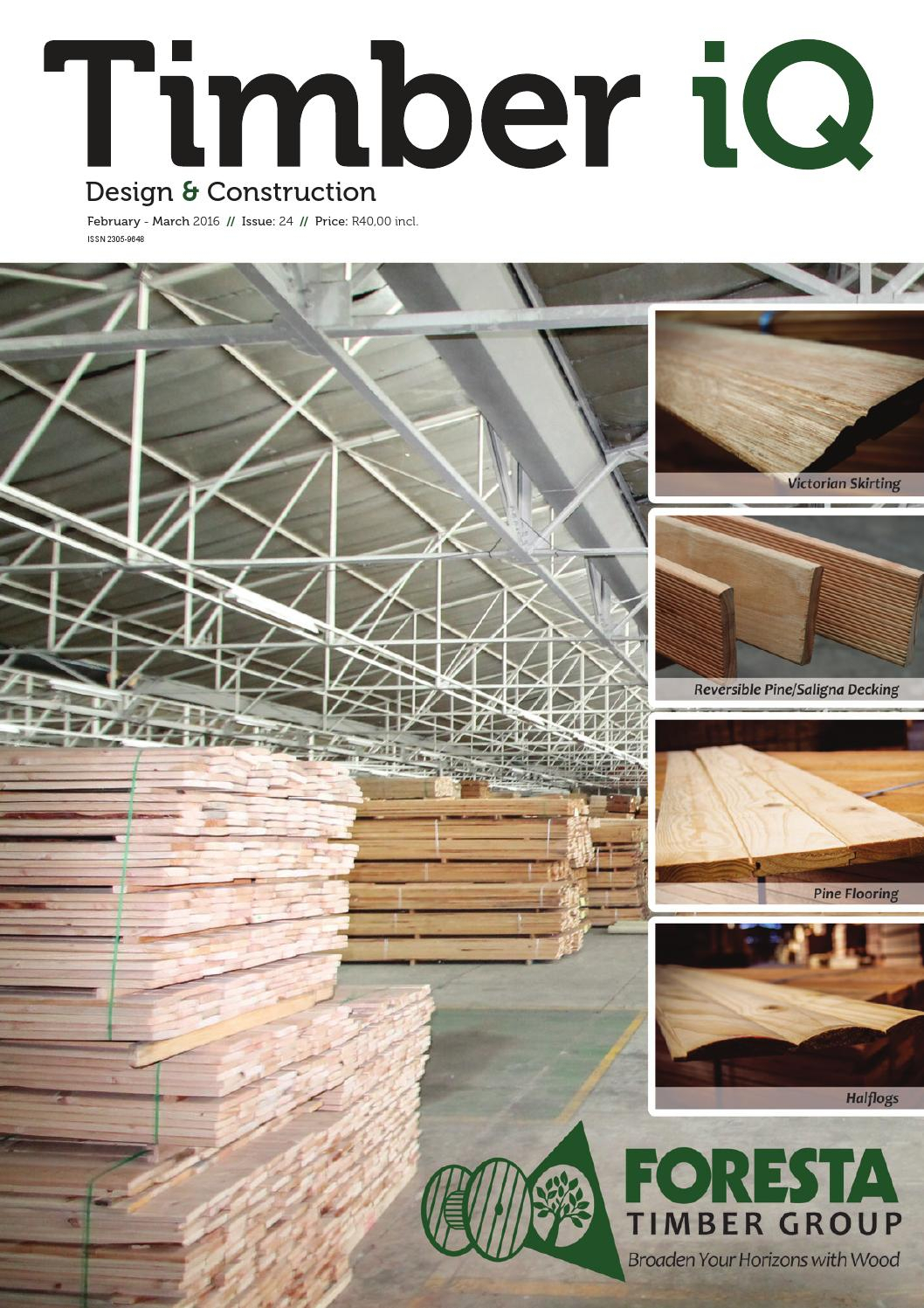 Timber Iq Feb / March 2016 | Issue: 24Trademax In Lucille Timberland Wooden Garden Benches (View 21 of 25)