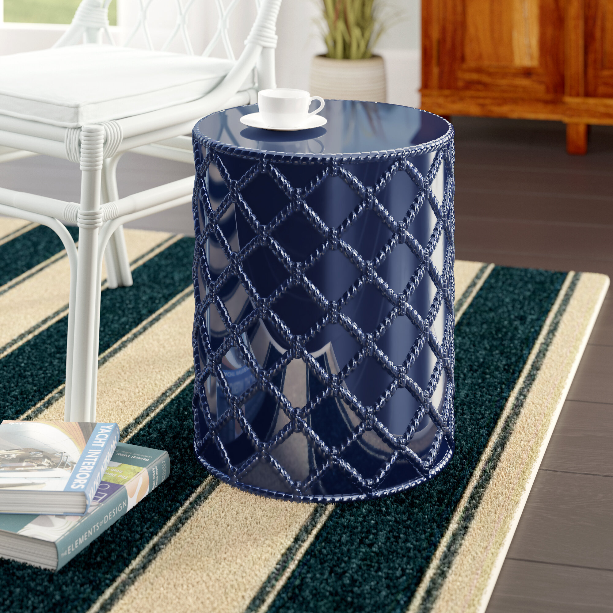 Featured Image of Winterview Garden Stools