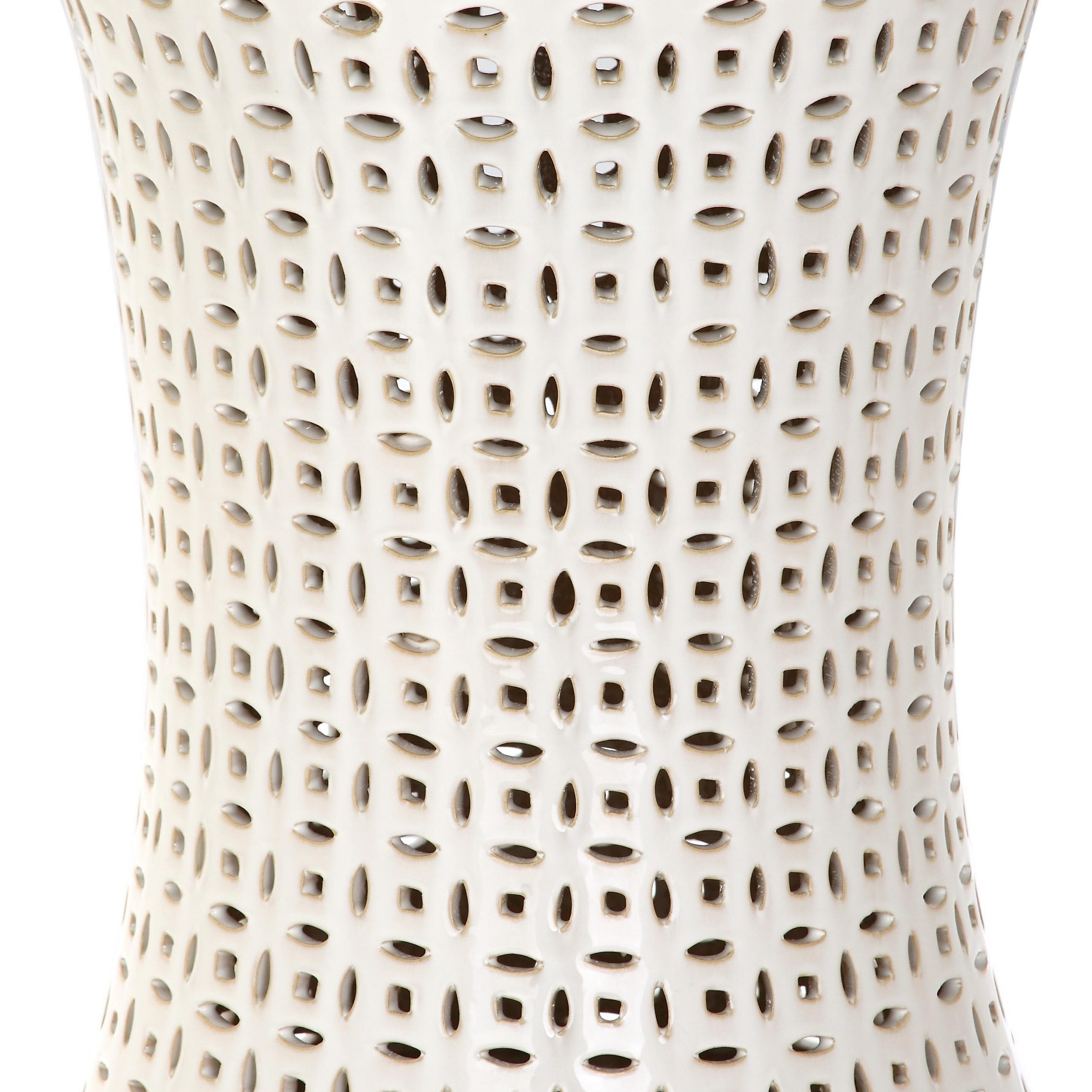 Zenobia Ceramic Garden Stool Regarding Jadiel Ceramic Garden Stools (View 19 of 25)