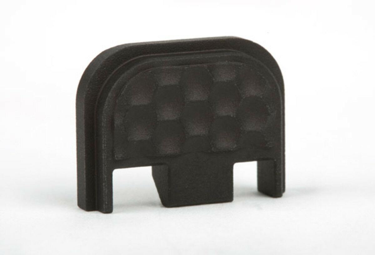 Zev Technologies – Glock Gen 3/4 Backplate – Black Aluminum Honeycomb Back  Plate Regarding Zev Blue Fish Metal Garden Benches (View 18 of 25)