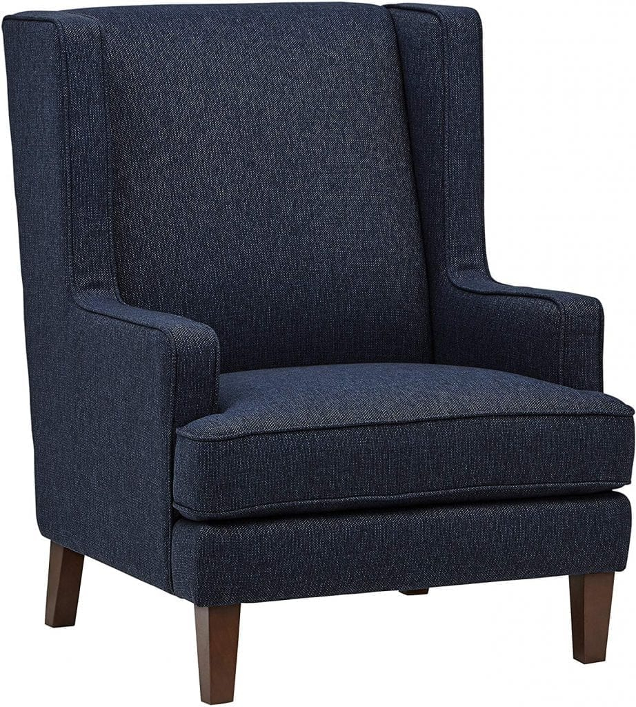 16 Best Wingback Chairs 2020 (Reviews & Buyers Guide) In Chagnon Wingback Chairs (View 11 of 15)