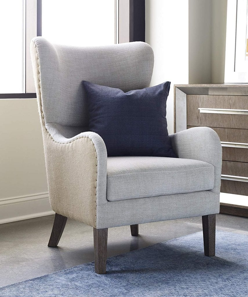 16 Best Wingback Chairs 2020 (Reviews & Buyers Guide) Throughout Chagnon Wingback Chairs (View 2 of 15)