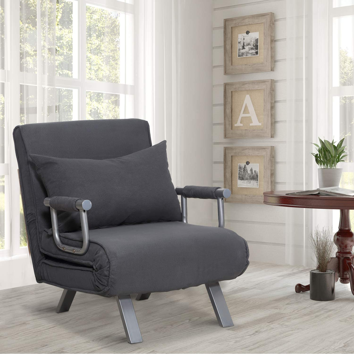 18 Best Sleeper Chairs For Adults | Sleepauthorities In New London Convertible Chairs (View 8 of 15)