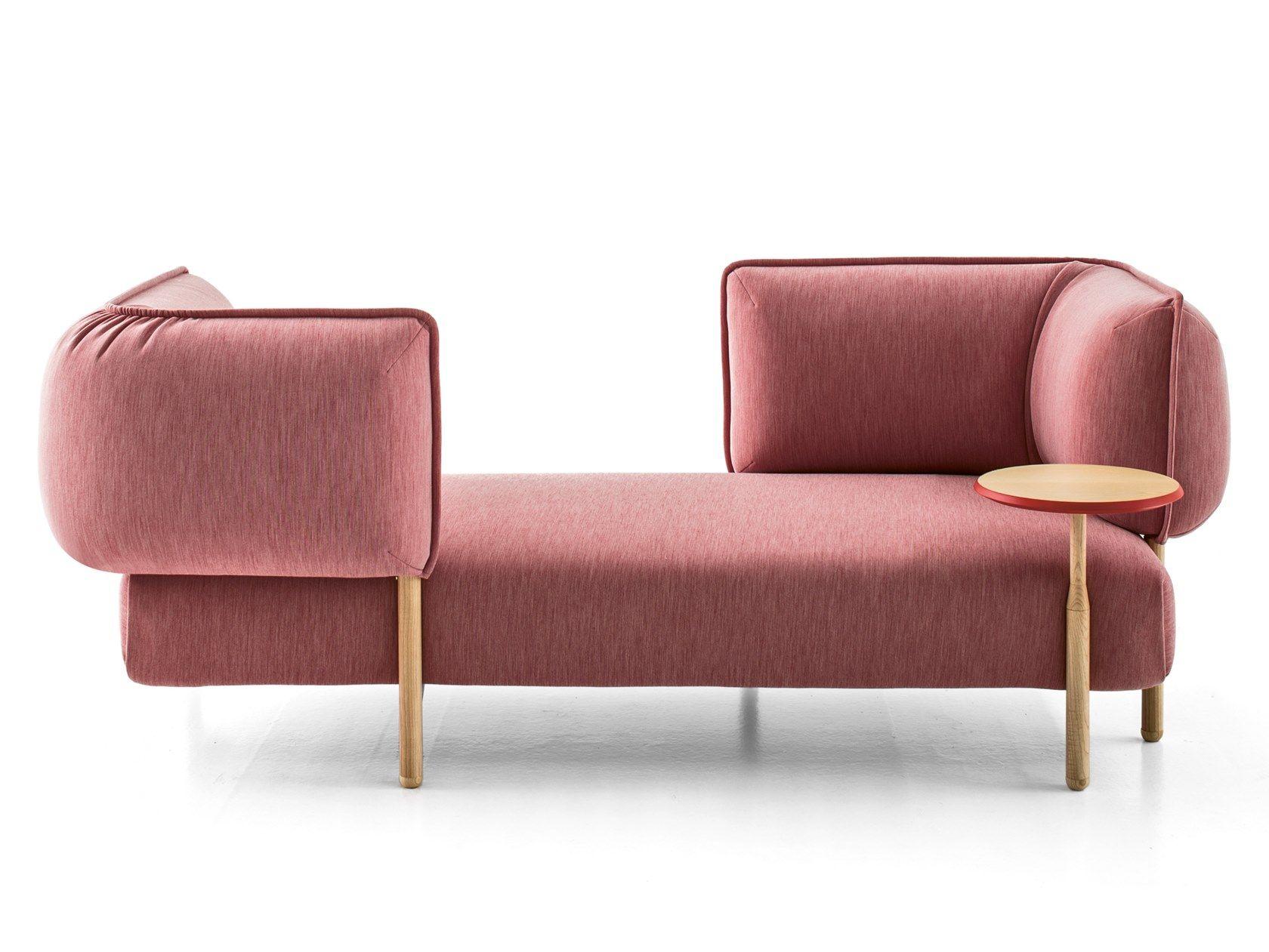 2 Seater Fabric Sofa Tender Vis A Vismoroso Design Throughout Cohutta Armchairs (View 13 of 15)