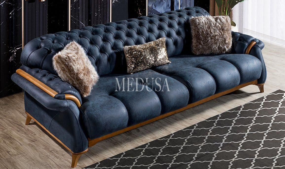 20+ Ideias De Sofás Chesterfield Em 2020 | Chesterfield With Regard To Kjellfrid Chesterfield Chairs (View 14 of 15)