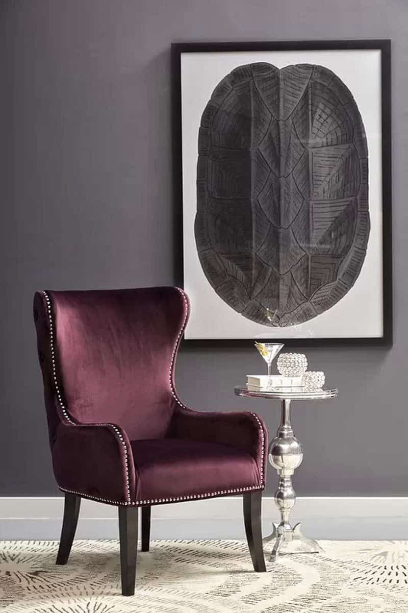 21 Top Wingback Chair List | Décor Outline Intended For Saige Wingback Chairs (View 7 of 15)