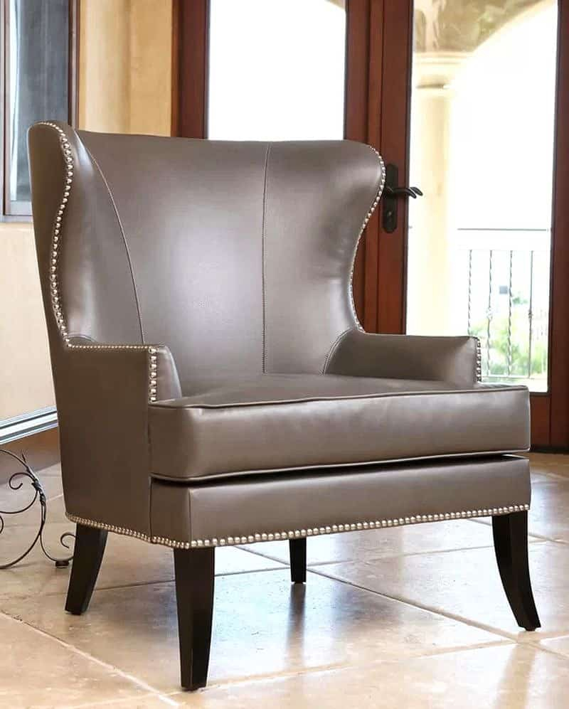 21 Top Wingback Chair List | Décor Outline Throughout Saige Wingback Chairs (View 8 of 15)