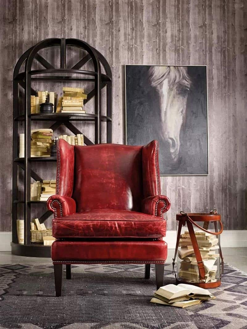 21 Top Wingback Chair List | Décor Outline With Regard To Saige Wingback Chairs (View 15 of 15)