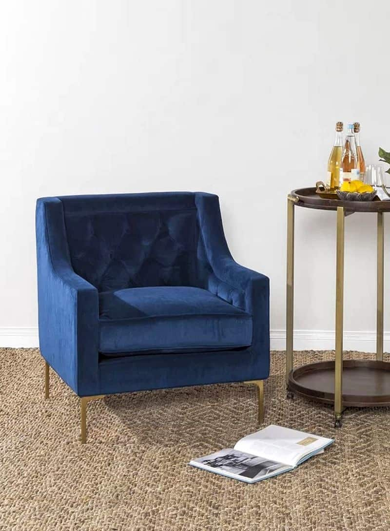 21 Top Wingback Chair List | Décor Outline With Regard To Saige Wingback Chairs (View 9 of 15)