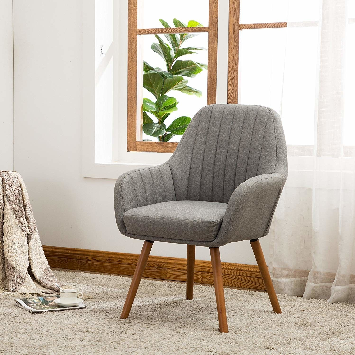 29 Cheap Pieces Of Decor For Anyone Who Spends Most Of Their With Regard To Brister Swivel Side Chairs (View 10 of 15)