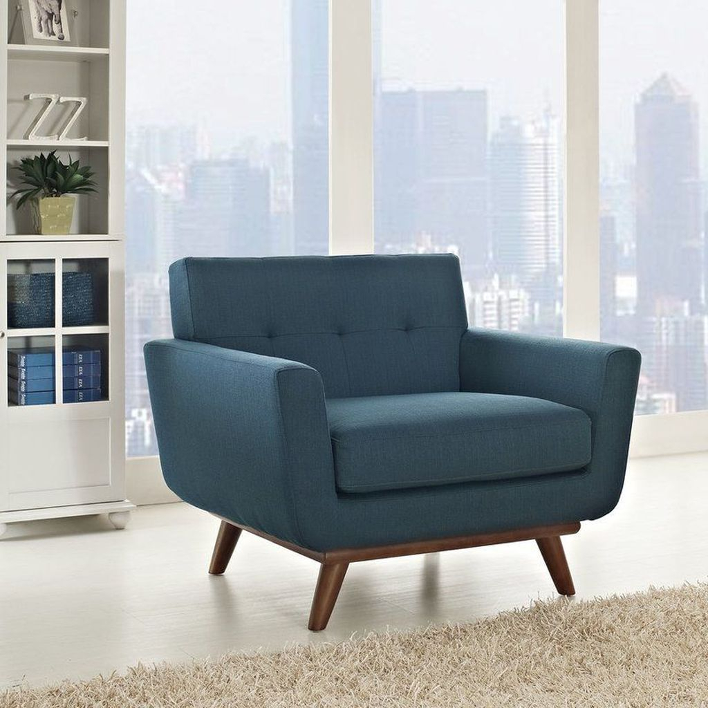 48 The Best Modern Armchair Design Ideas – Trendehouse For Hutchinsen Polyester Blend Armchairs (View 14 of 15)