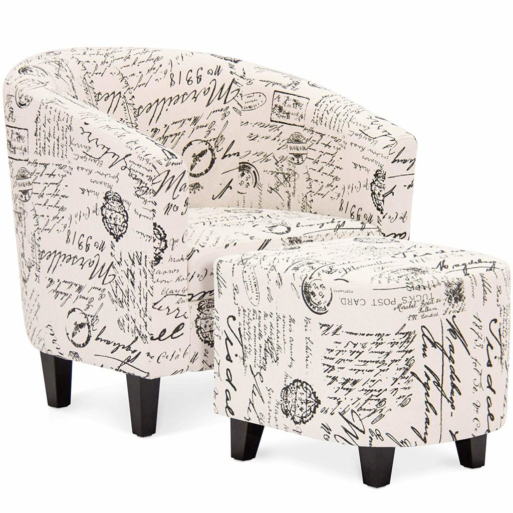 A Buyer Guide To Club Chair With Ottomans For Louisiana Barrel Chair And Ottoman Sets (View 9 of 15)