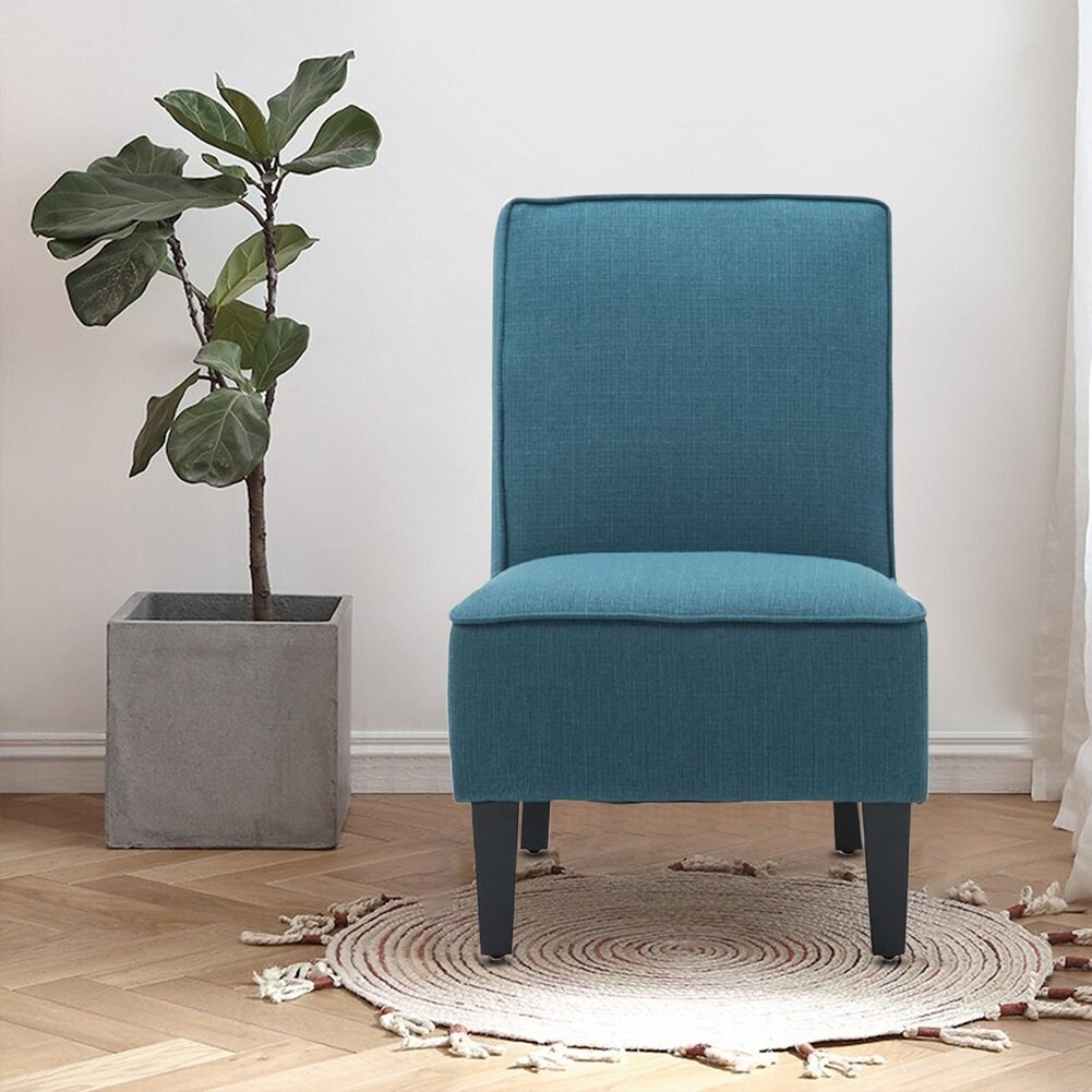 Aaliyaha Upholstered Slipper Chair Pertaining To Wadhurst Slipper Chairs (View 2 of 15)