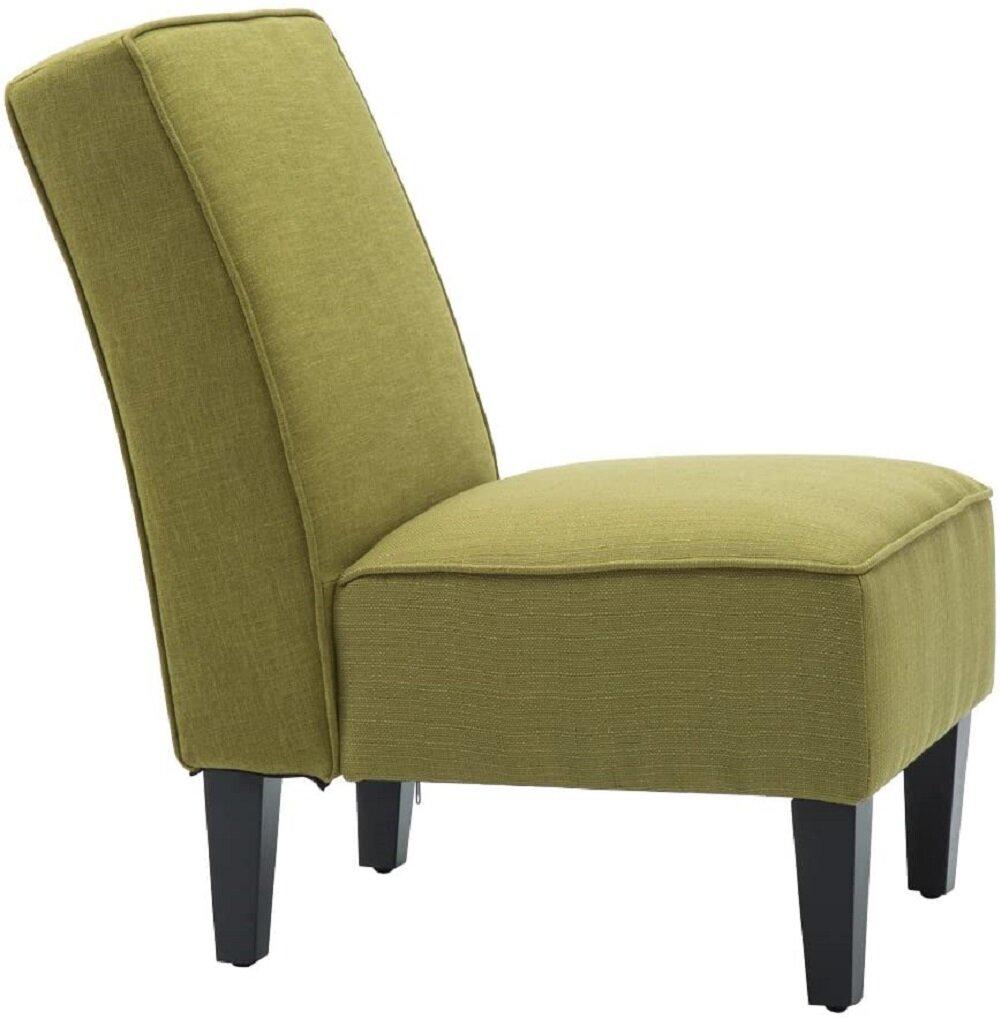 Aaliyaha Upholstered Slipper Chair Regarding Aniruddha Slipper Chairs (View 7 of 15)