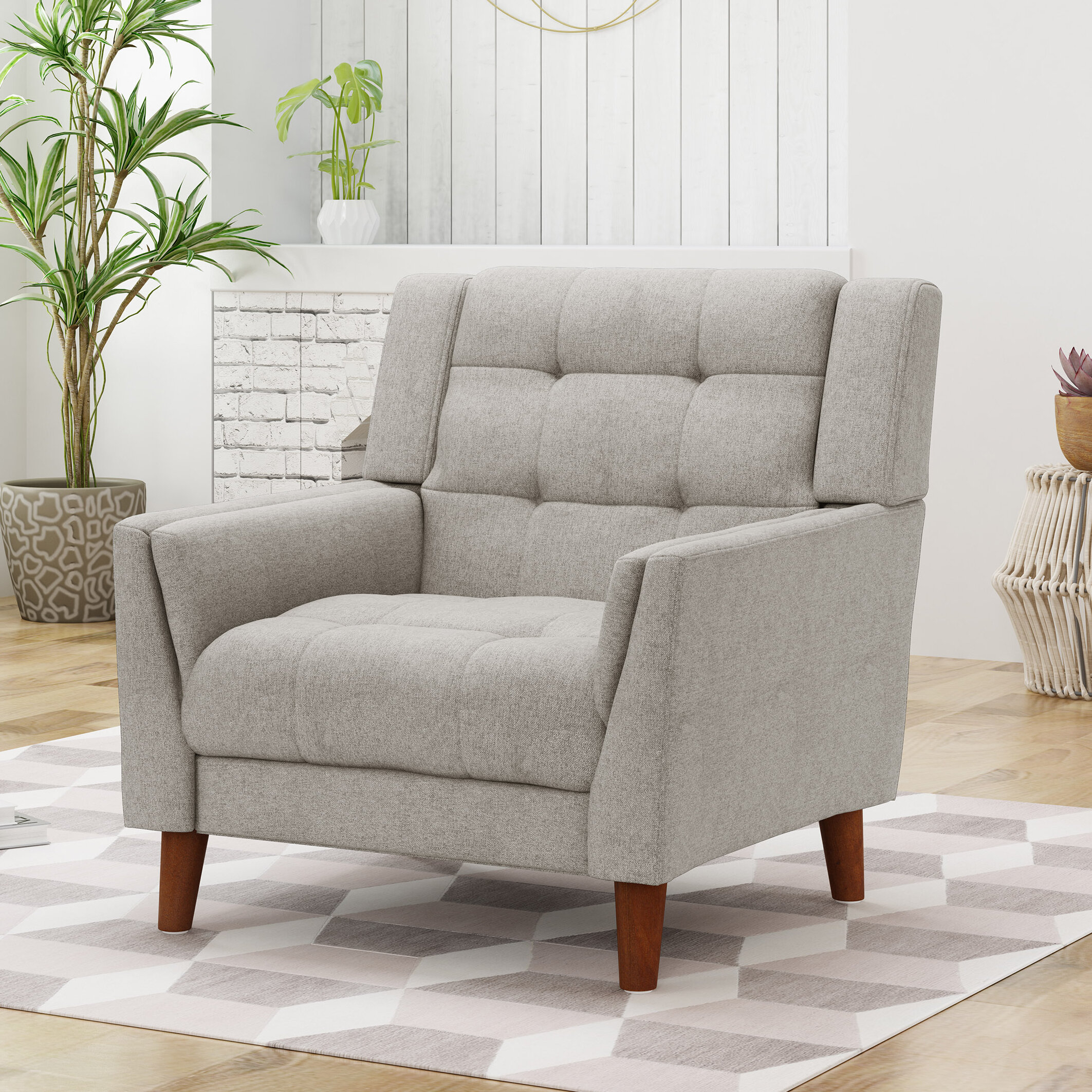 Accent Chairs | Up To 60% Off Through 01/05 With Regard To Bernardston Armchairs (View 15 of 15)