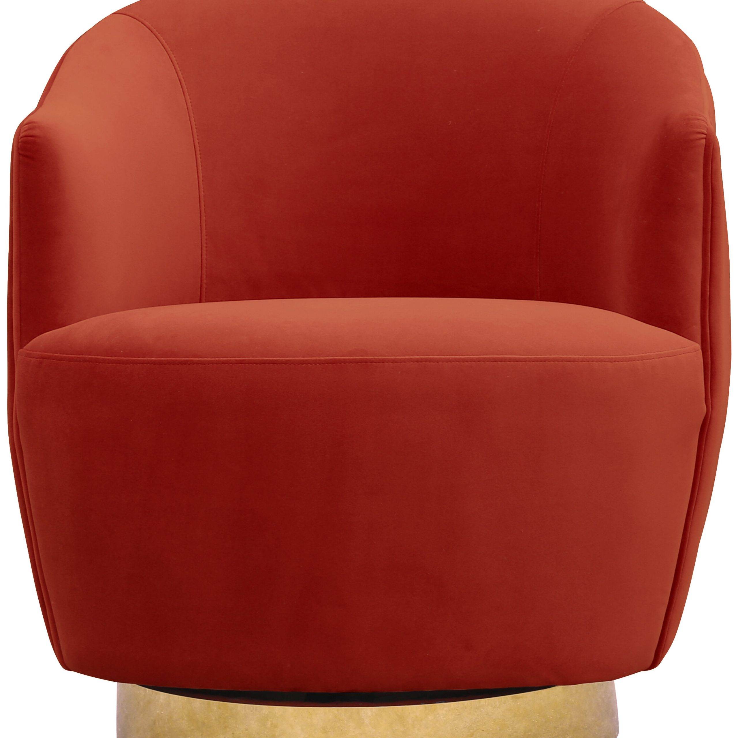 Adali Channel Tufted Swivel Barrel Chair Within Danny Barrel Chairs (Set Of 2) (View 9 of 15)