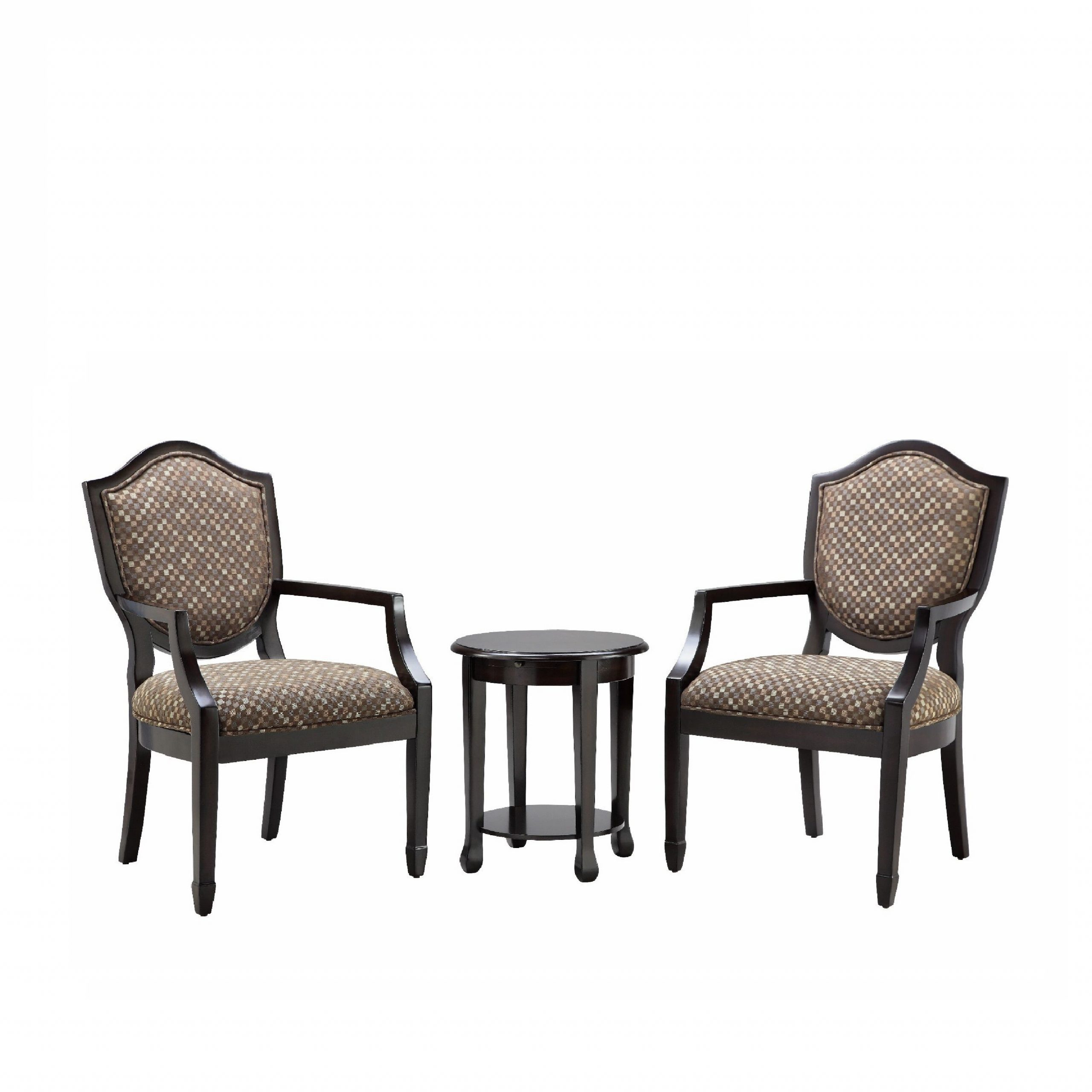 Alivia 3 Piece Combo Set For Aalivia Slipper Chairs (View 9 of 15)