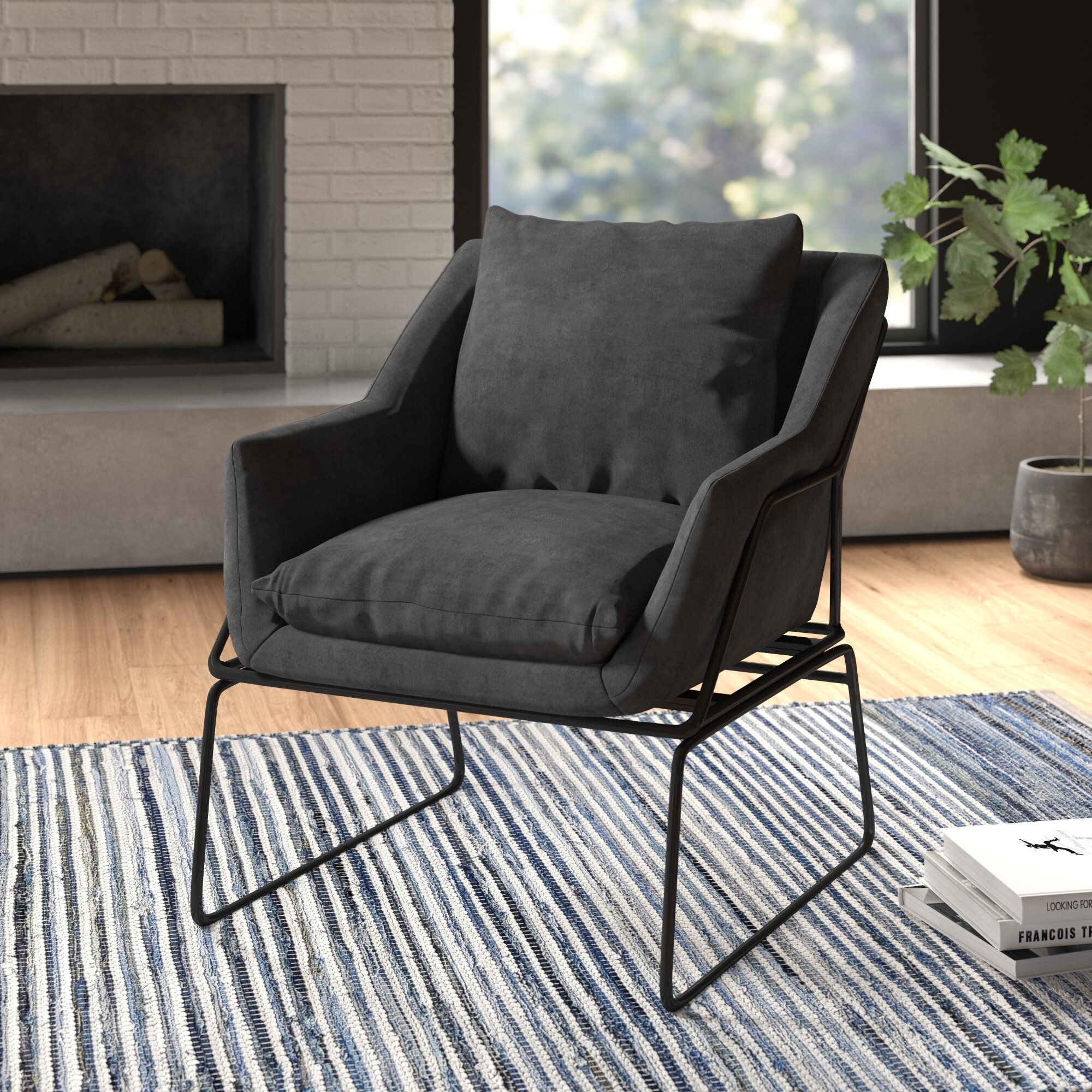 Featured Image of Aalivia Slipper Chairs