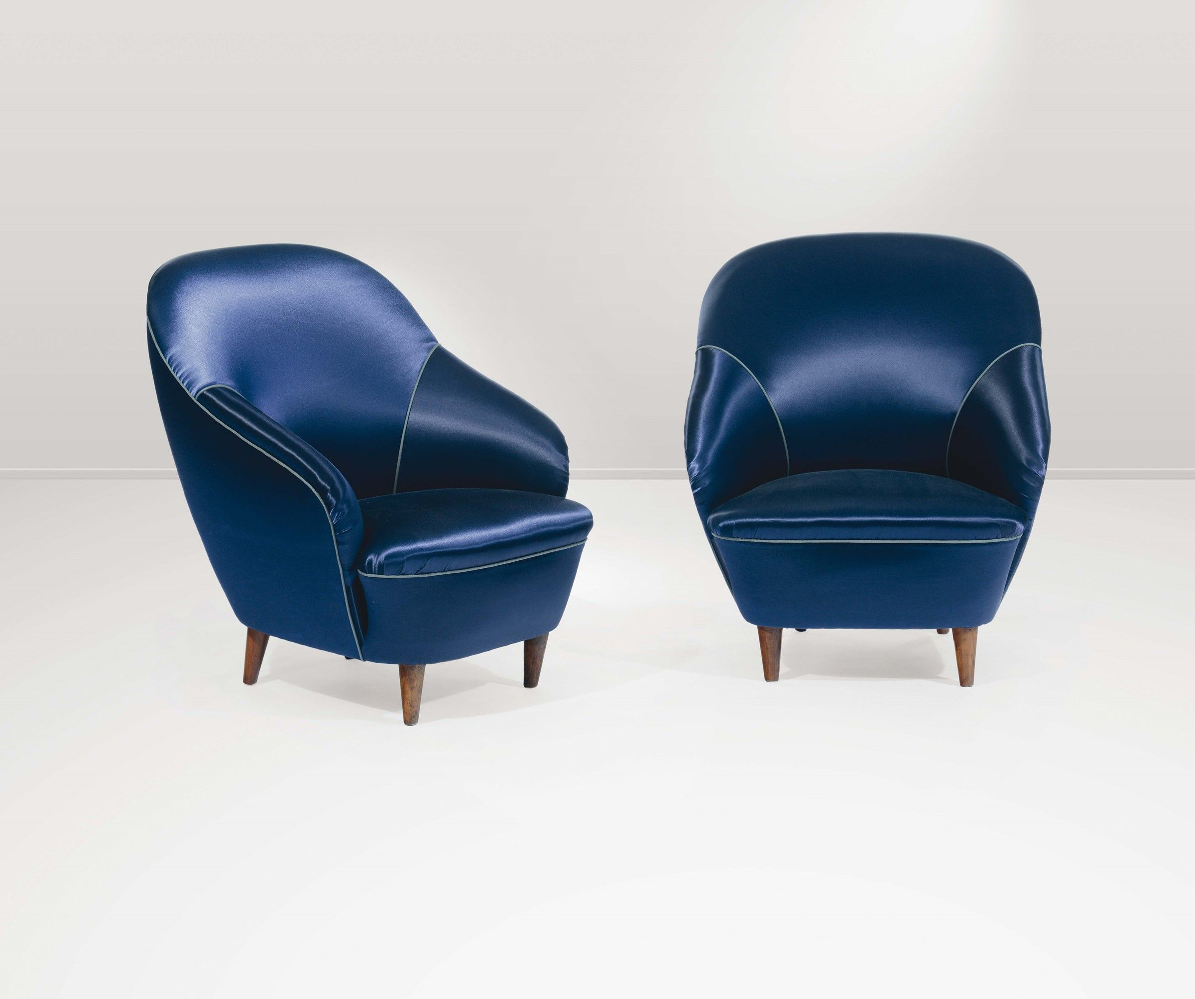 Ami Il Design Anni '50 ? Allora Lasciati Ispirare Da Queste Regarding Abbottsmoor Barrel Chair And Ottoman Sets (View 6 of 15)