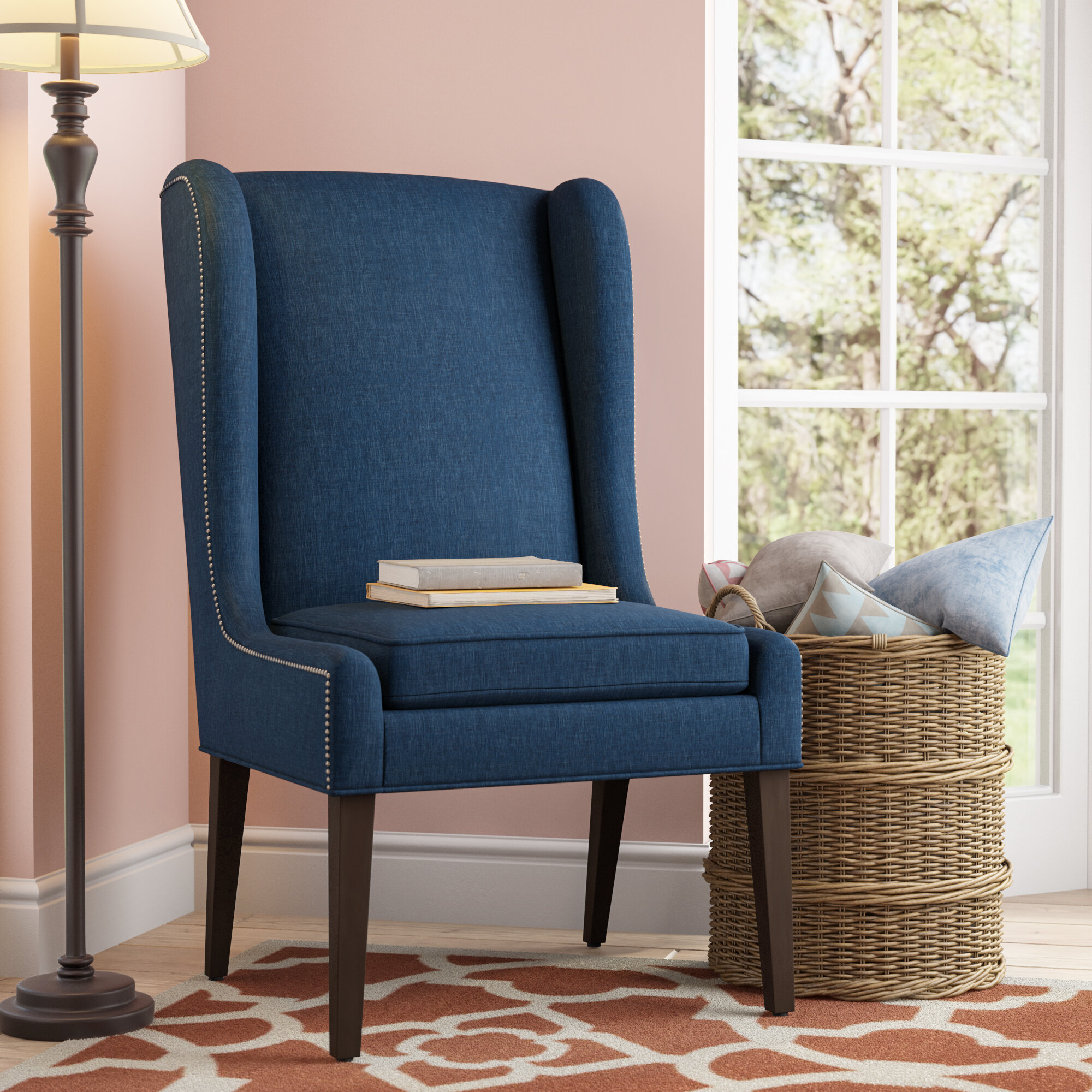 Featured Image of Andover Wingback Chairs