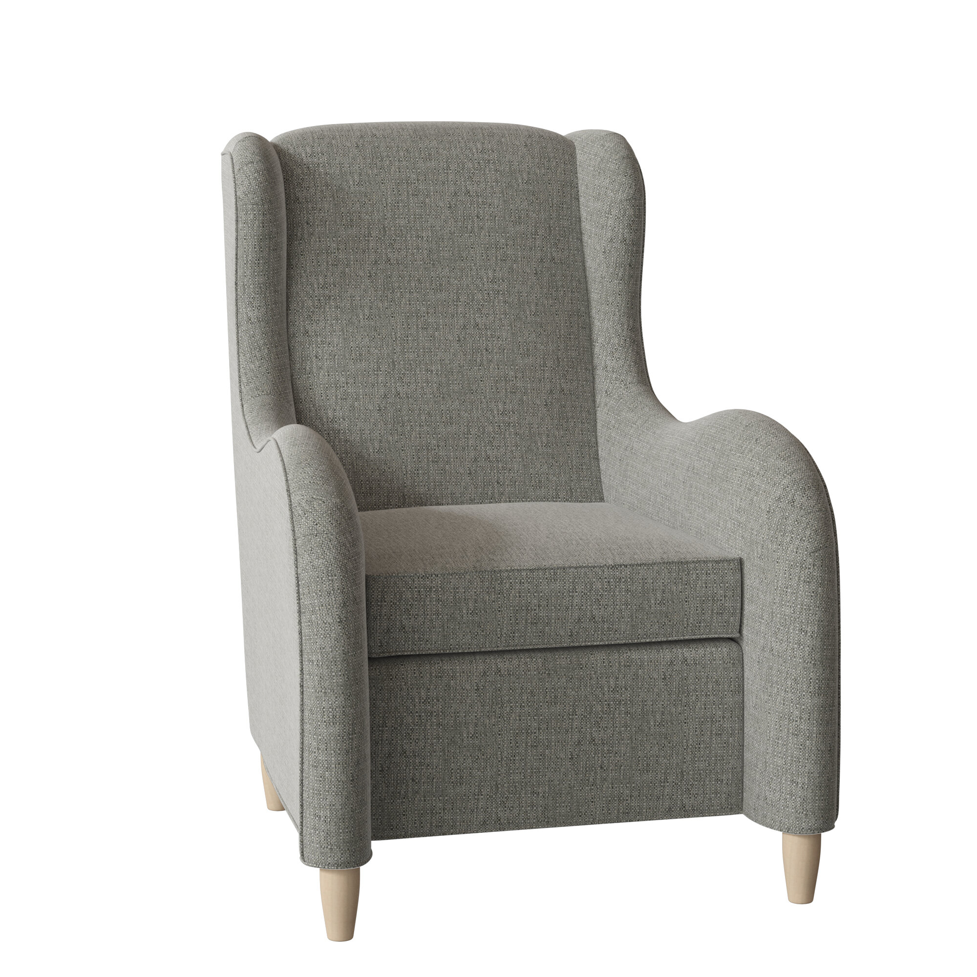 Angela Wingback Chair With Busti Wingback Chairs (View 9 of 15)