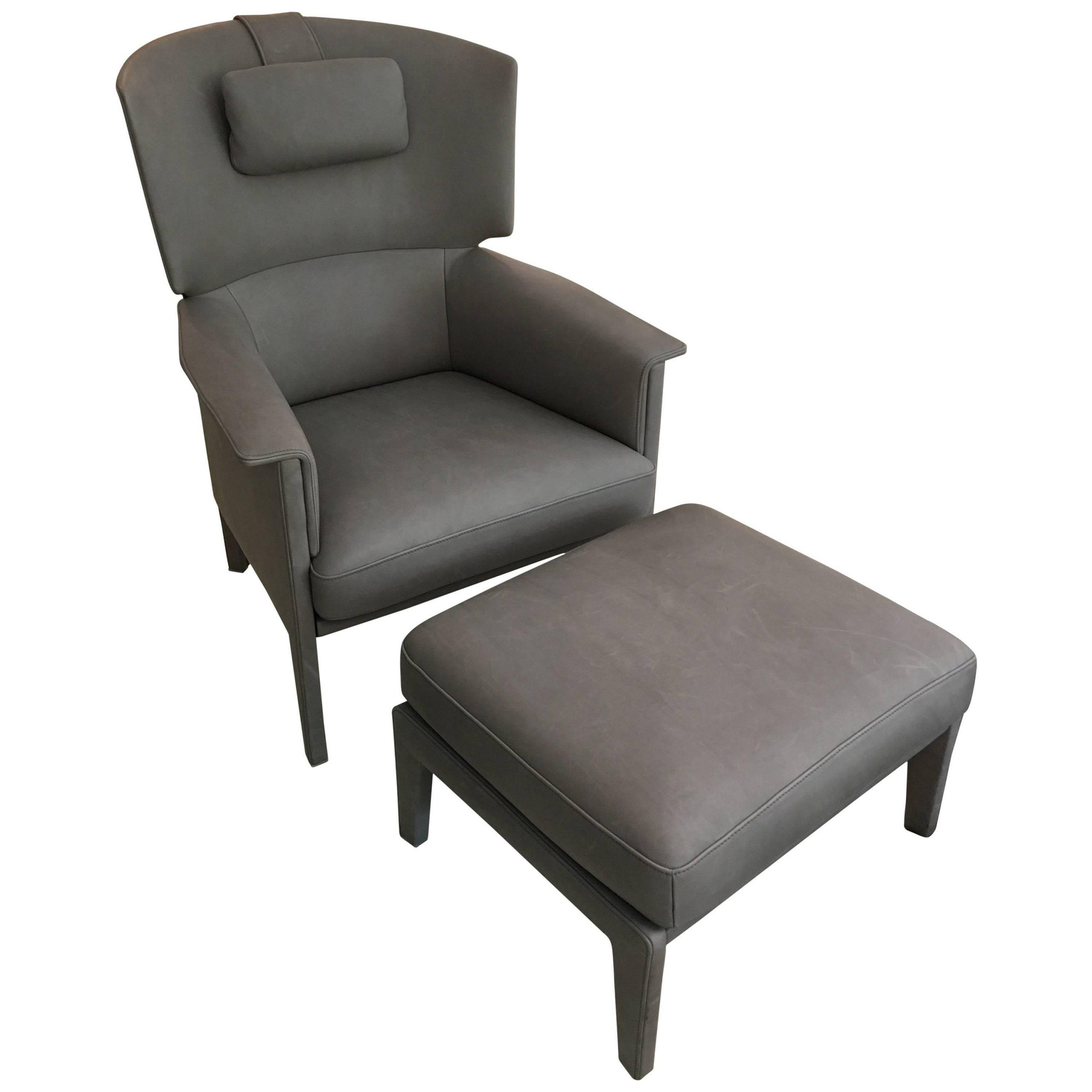 Antique And Vintage Wingback Chairs – 860 For Sale At 1Stdibs Regarding Louisiana Barrel Chairs And Ottoman (View 15 of 15)