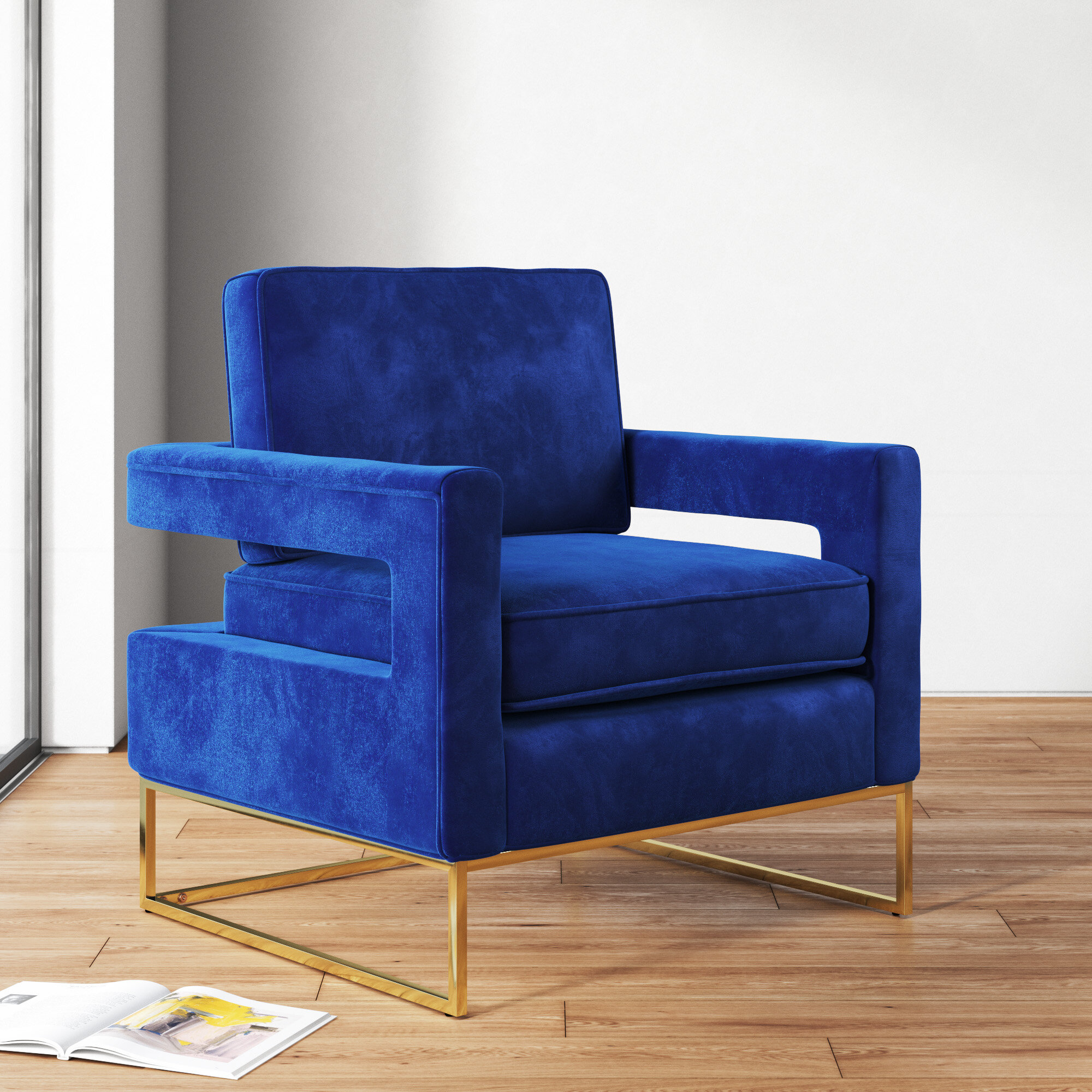 Arm Accent Chairs On Sale | Wayfair Within Ragsdale Armchairs (View 13 of 15)