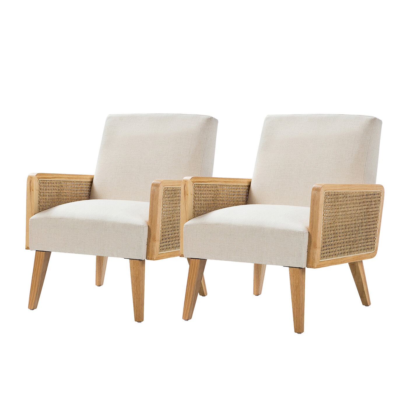 Arm Modern & Contemporary Accent Chairs You'Ll Love In 2021 Within Dallin Arm Chairs (View 6 of 15)