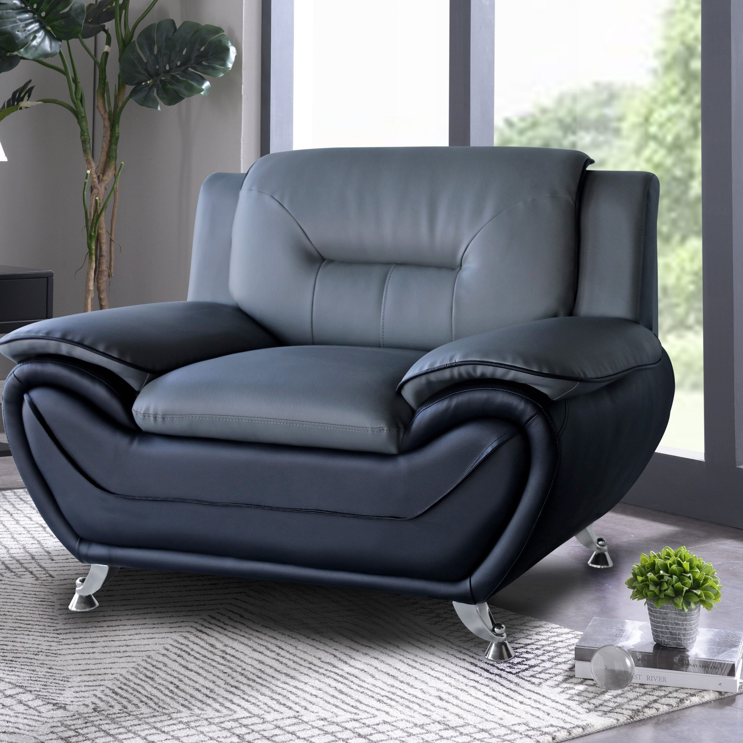 Arm Pillow Top Arm Accent Chairs You'Ll Love In 2020 | Wayfair With Brookhhurst Avina Armchairs (View 12 of 15)
