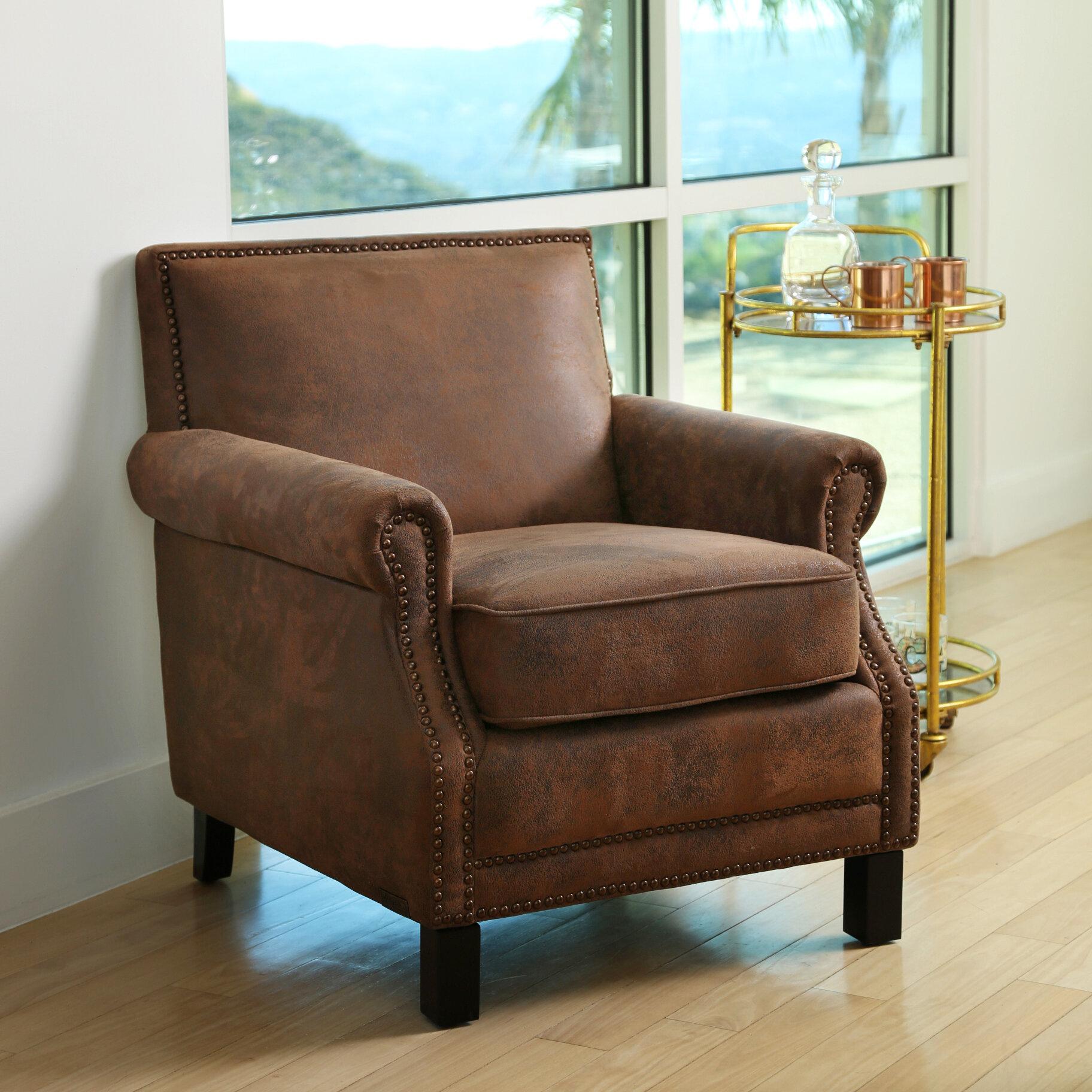 "Asbury 28"" W Club Chair Pertaining To Asbury Club Chairs (View 3 of 15)"