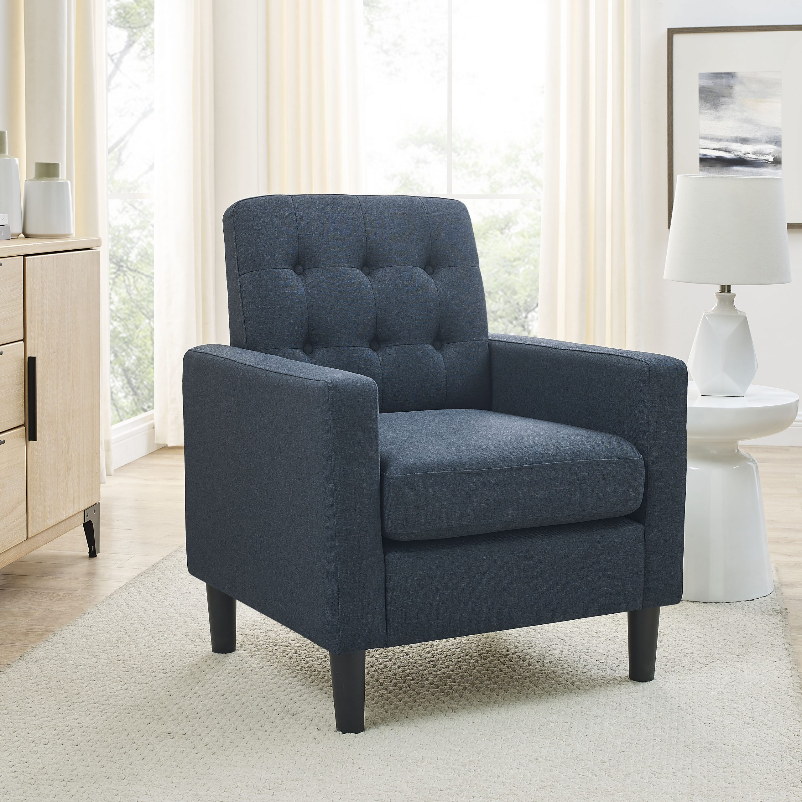 Autenberg Armchair Throughout Hiltz Armchairs (View 4 of 15)