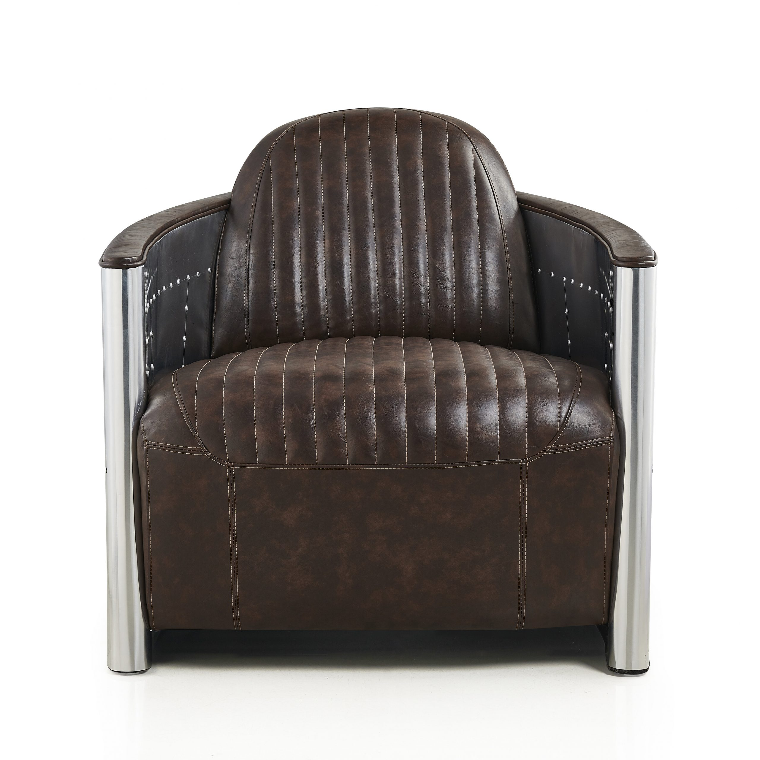Barrel 17 Stories Accent Chairs You'Ll Love In 2021 | Wayfair In Hazley Faux Leather Swivel Barrel Chairs (View 5 of 15)