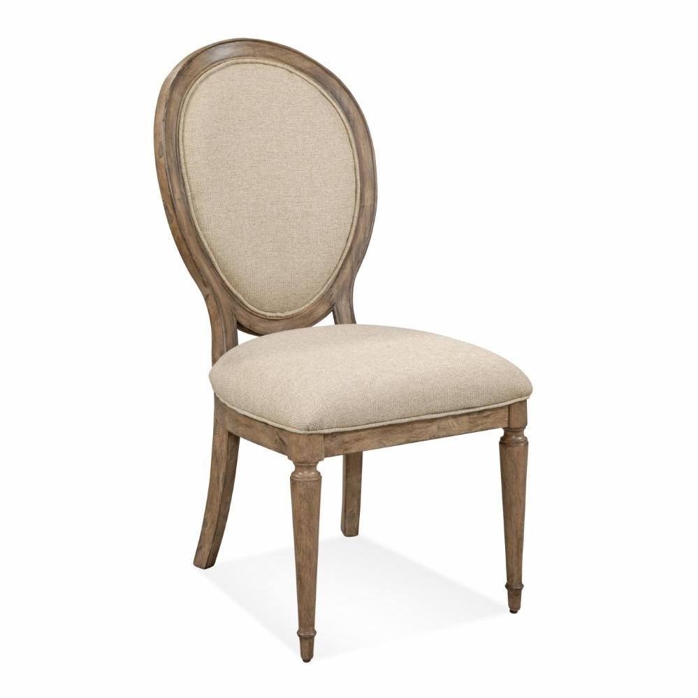 Bassett Mirror – Esmond Side Chair Set Of 2 – Dsch42 813Ec Inside Esmund Side Chairs (Set Of 2) (View 2 of 15)