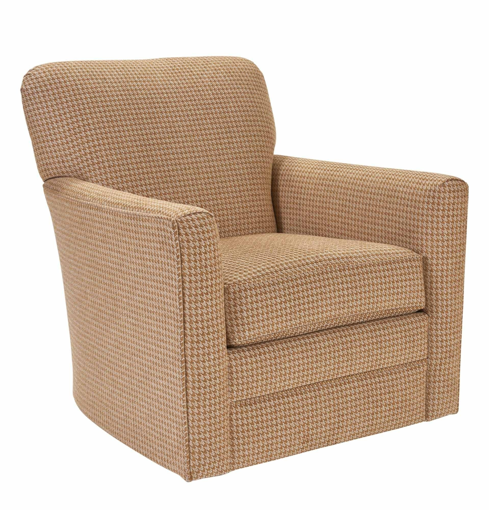 Becks Swivel Chair | Broyhill | Home Gallery Stores | Chair Pertaining To Riverside Drive Barrel Chair And Ottoman Sets (View 15 of 15)
