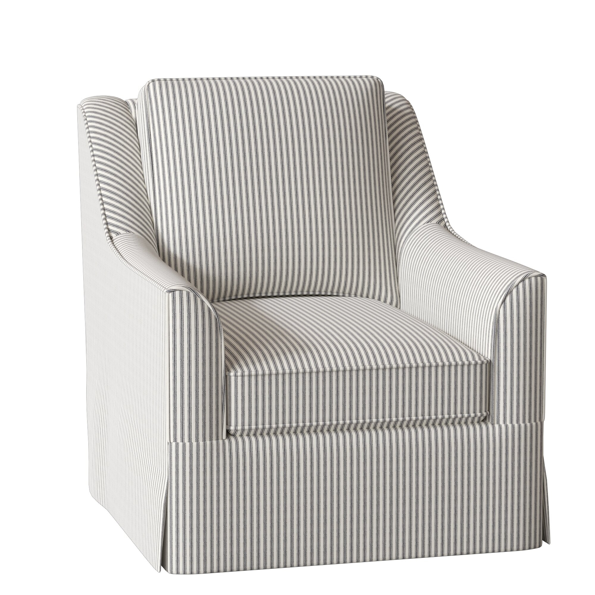 Bella Swivel Armchair Regarding Briseno Barrel Chairs (View 13 of 15)