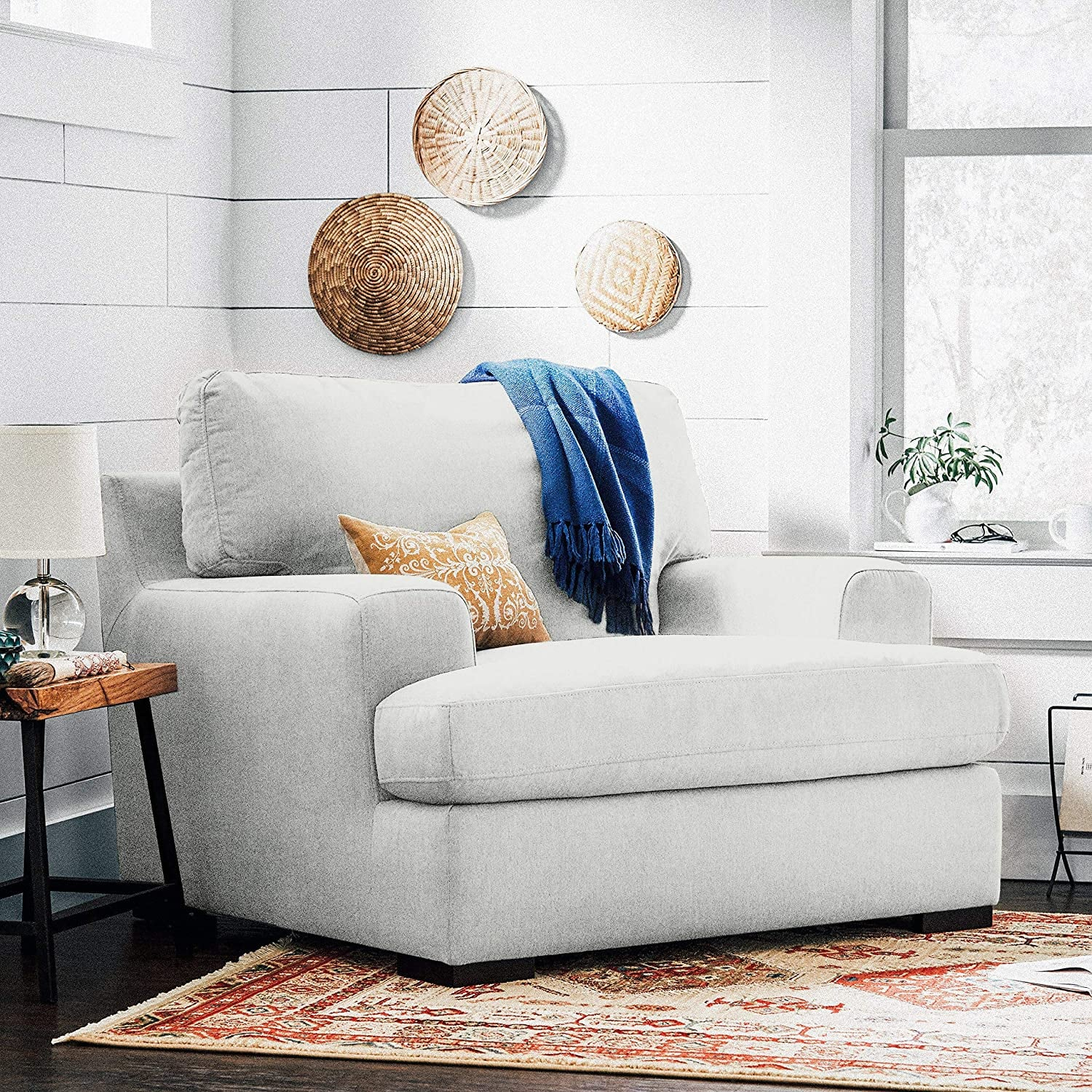 Best And Most Comfortable Lounge Chairs | Popsugar Home In Live It Cozy Armchairs (View 9 of 15)