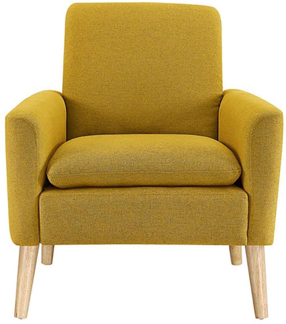 "Biggerstaff 30"" W Polyester Blend Armchair With Regard To Ronald Polyester Blend Armchairs (View 3 of 15)"