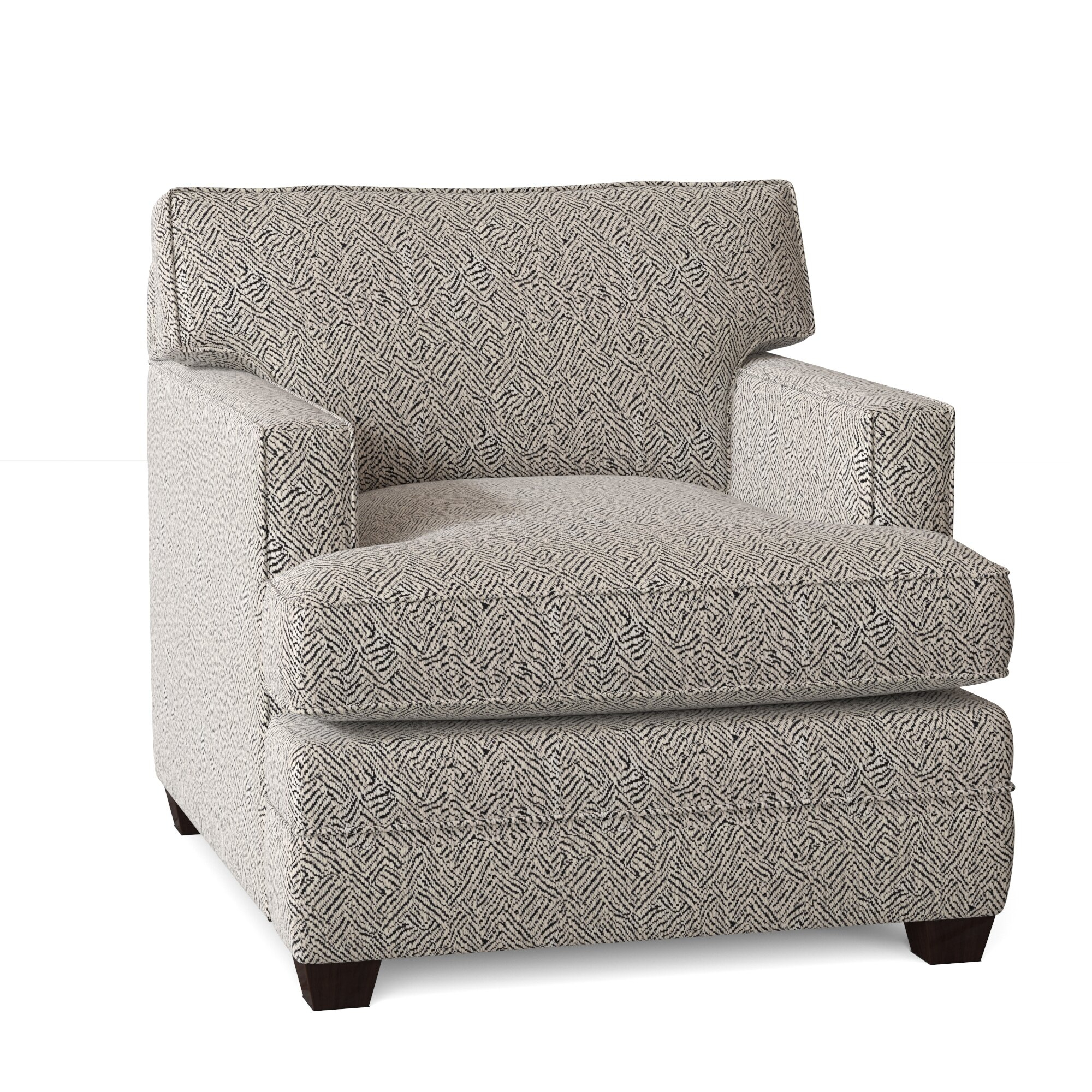 Black Silver Accent Chairs You'Ll Love In 2021 | Wayfair Within Brookhhurst Avina Armchairs (View 13 of 15)