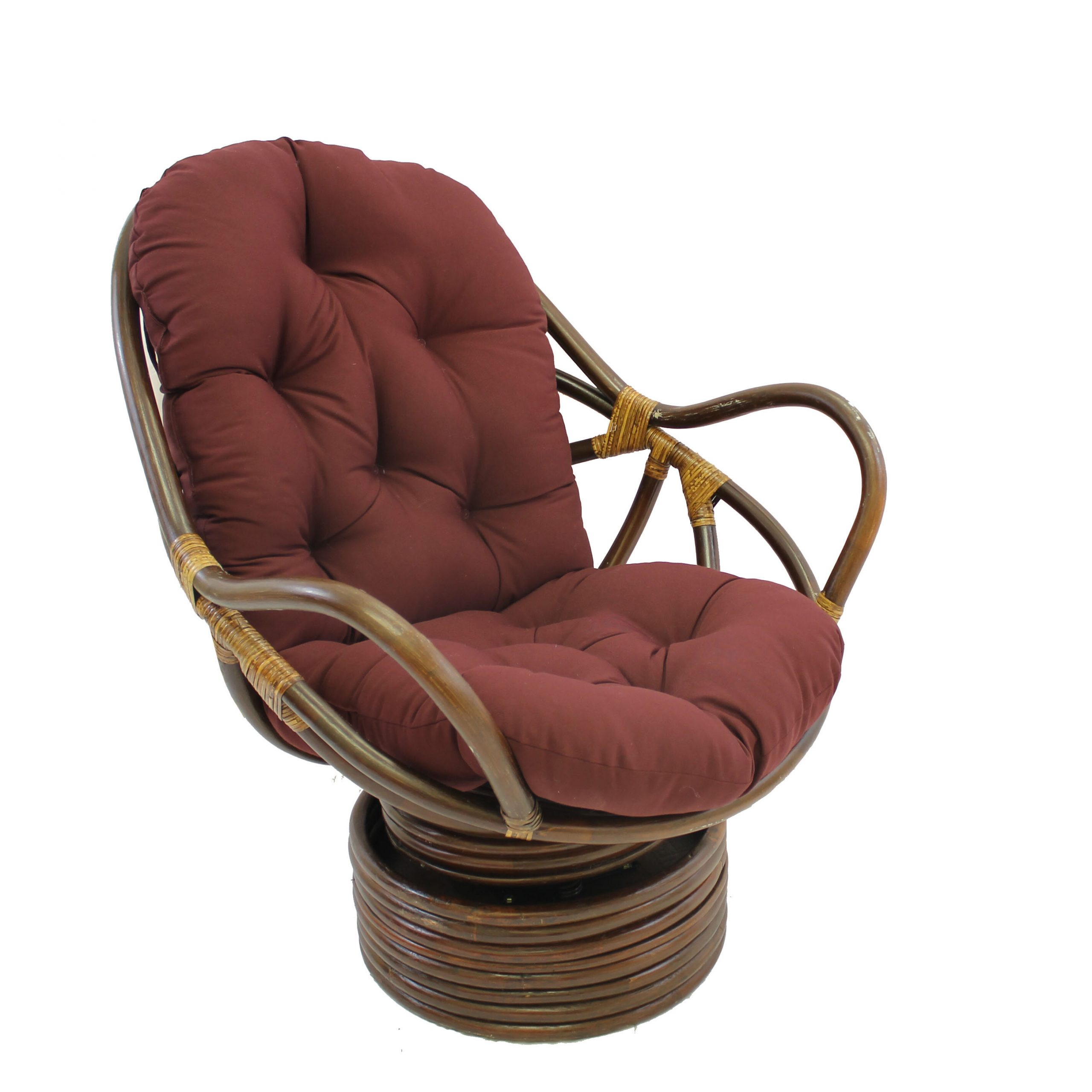 Bocanegra Papasan Chair For Orndorff Tufted Papasan Chairs (View 9 of 15)