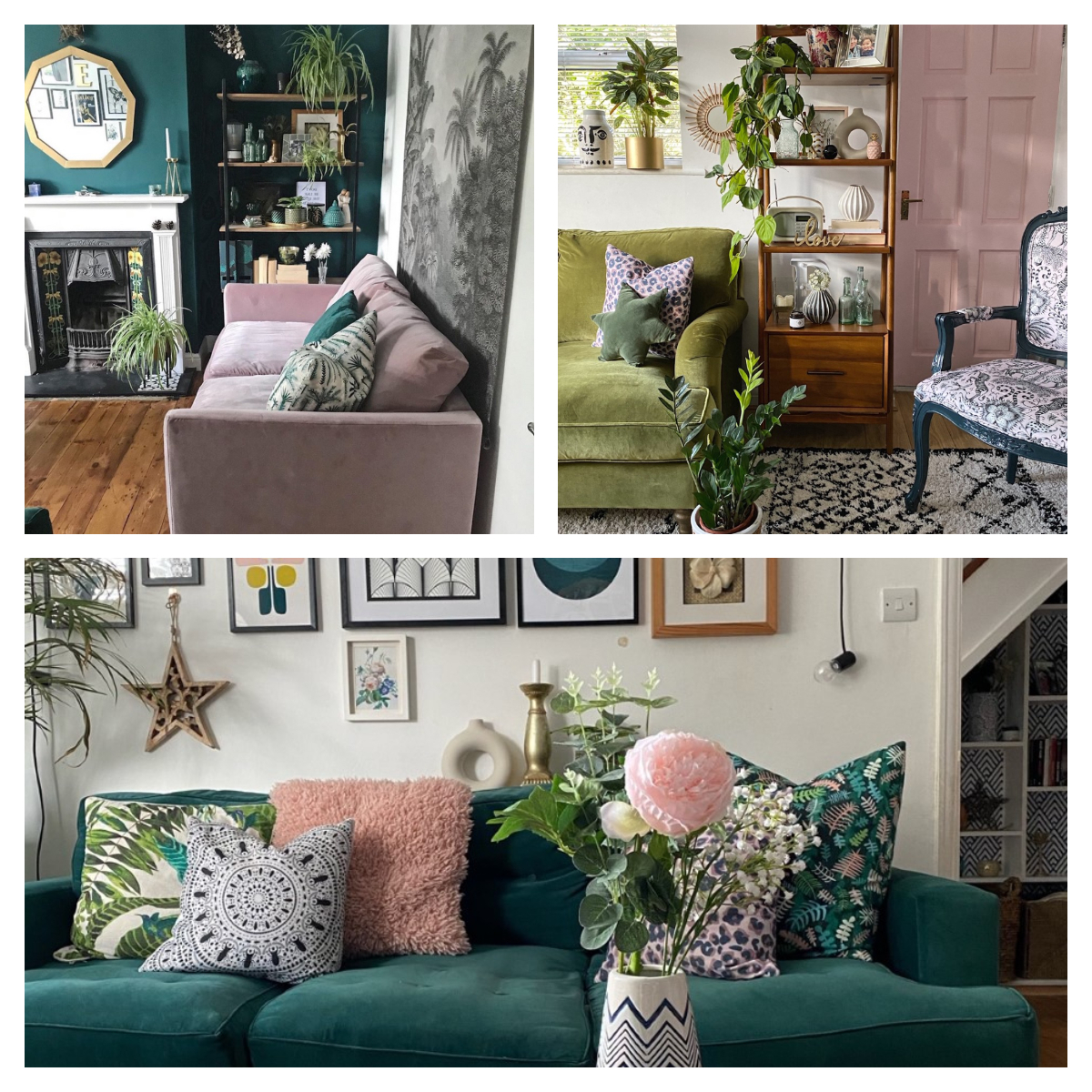 Boho Glam Interiors: Styledmelanie Boyden – Inspiration For Boyden Armchairs (View 6 of 15)