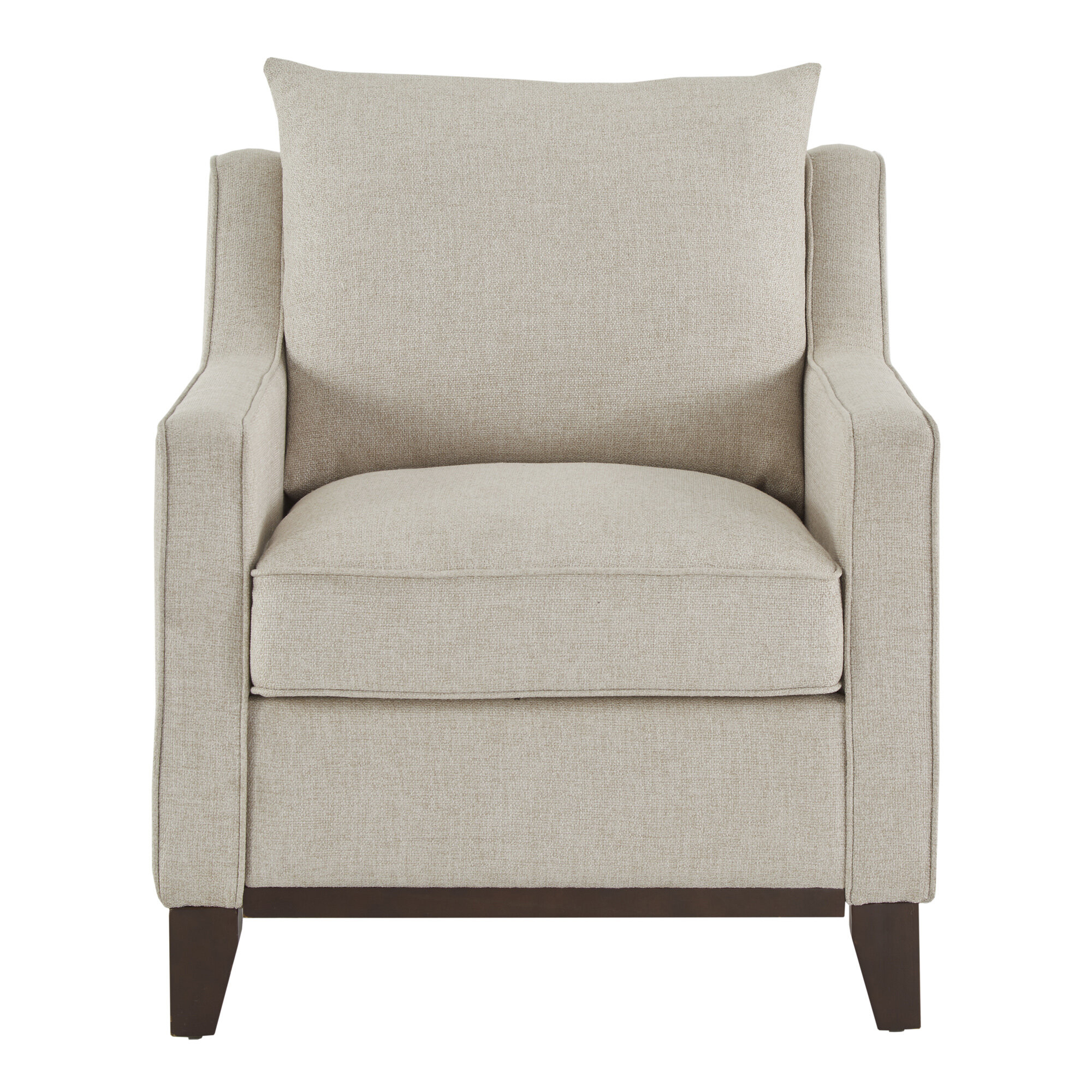 Bomar Armchair For Ronald Polyester Blend Armchairs (View 7 of 15)