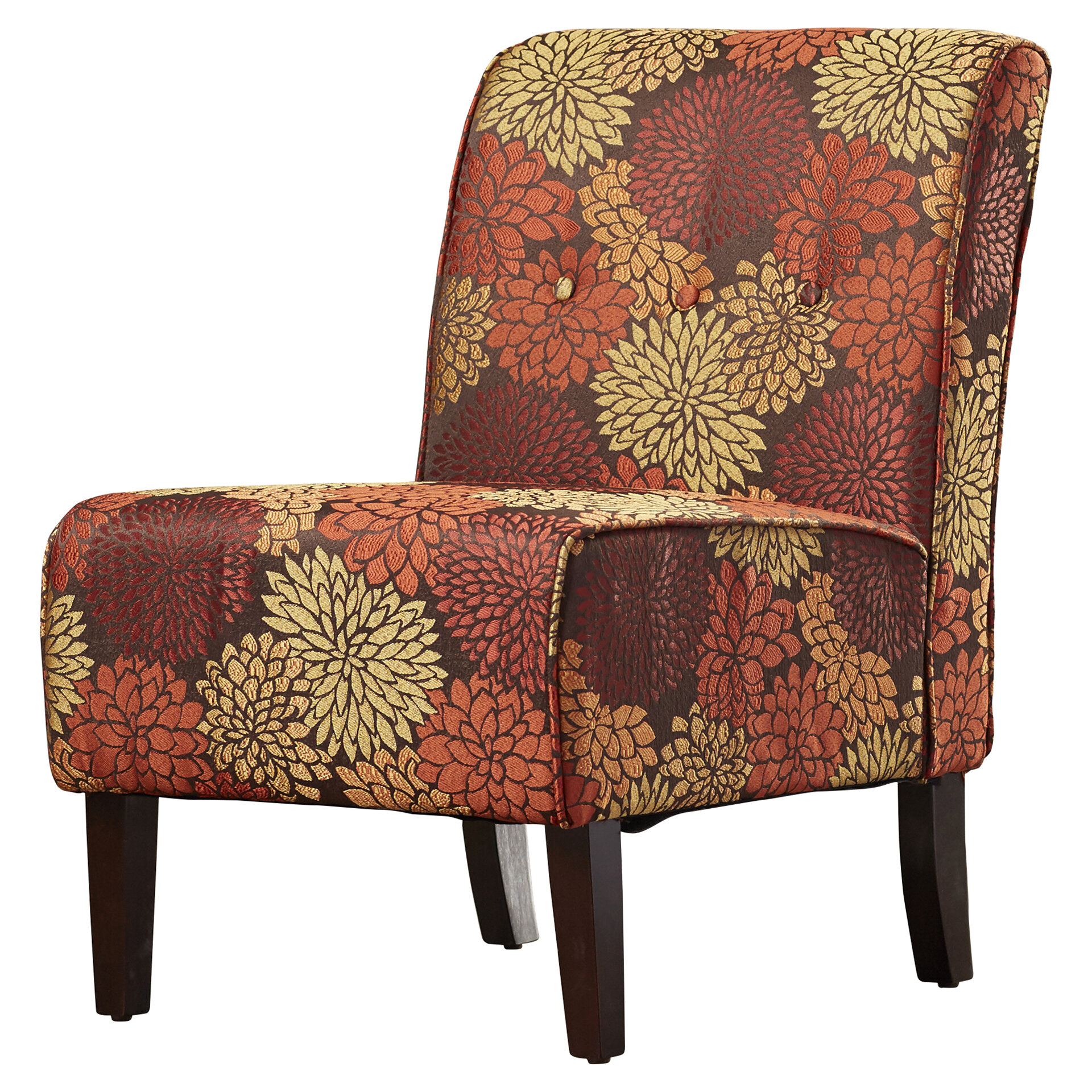 "Bram 23"" Slipper Chair In Gozzoli Slipper Chairs (View 8 of 15)"