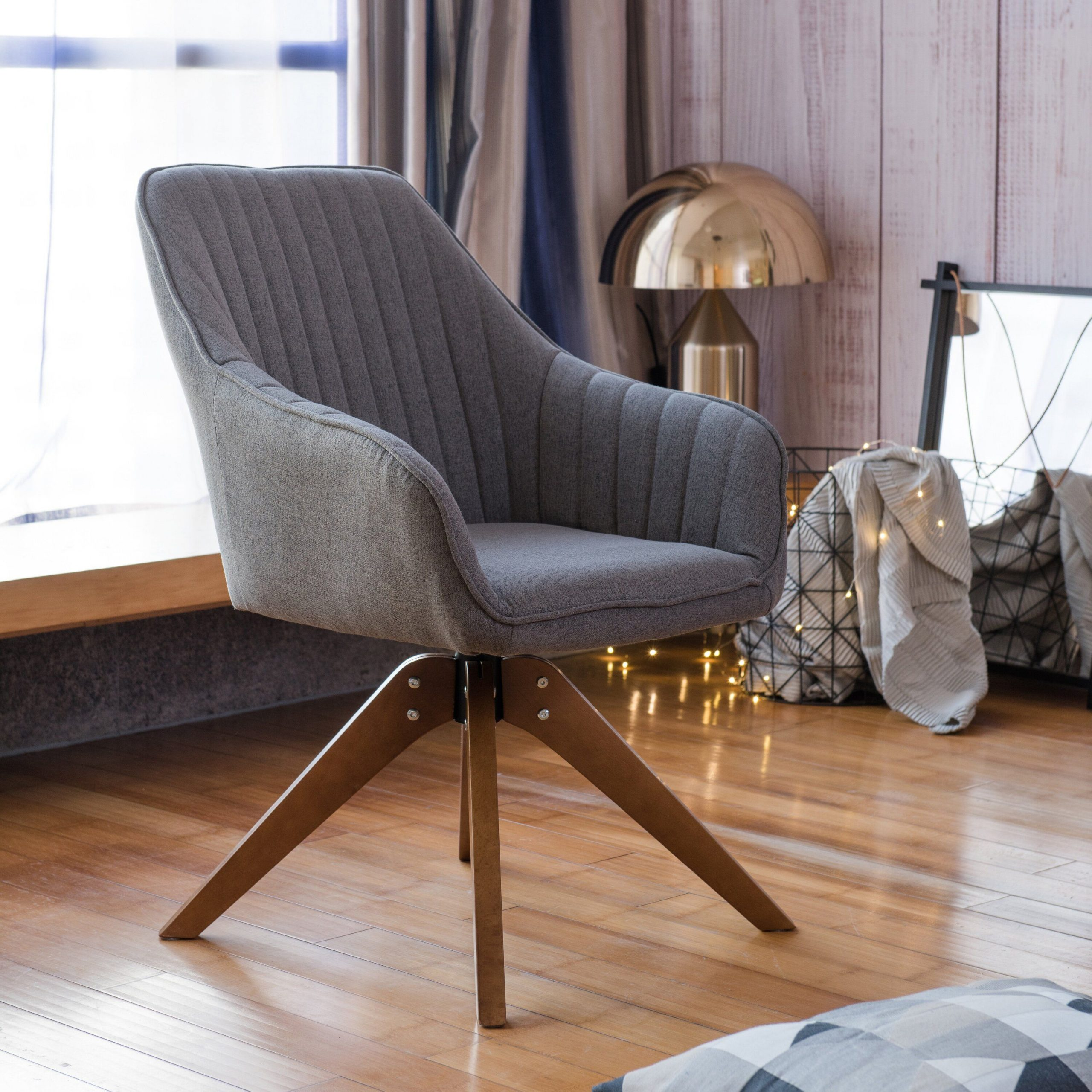 Featured Image of Brister Swivel Side Chairs